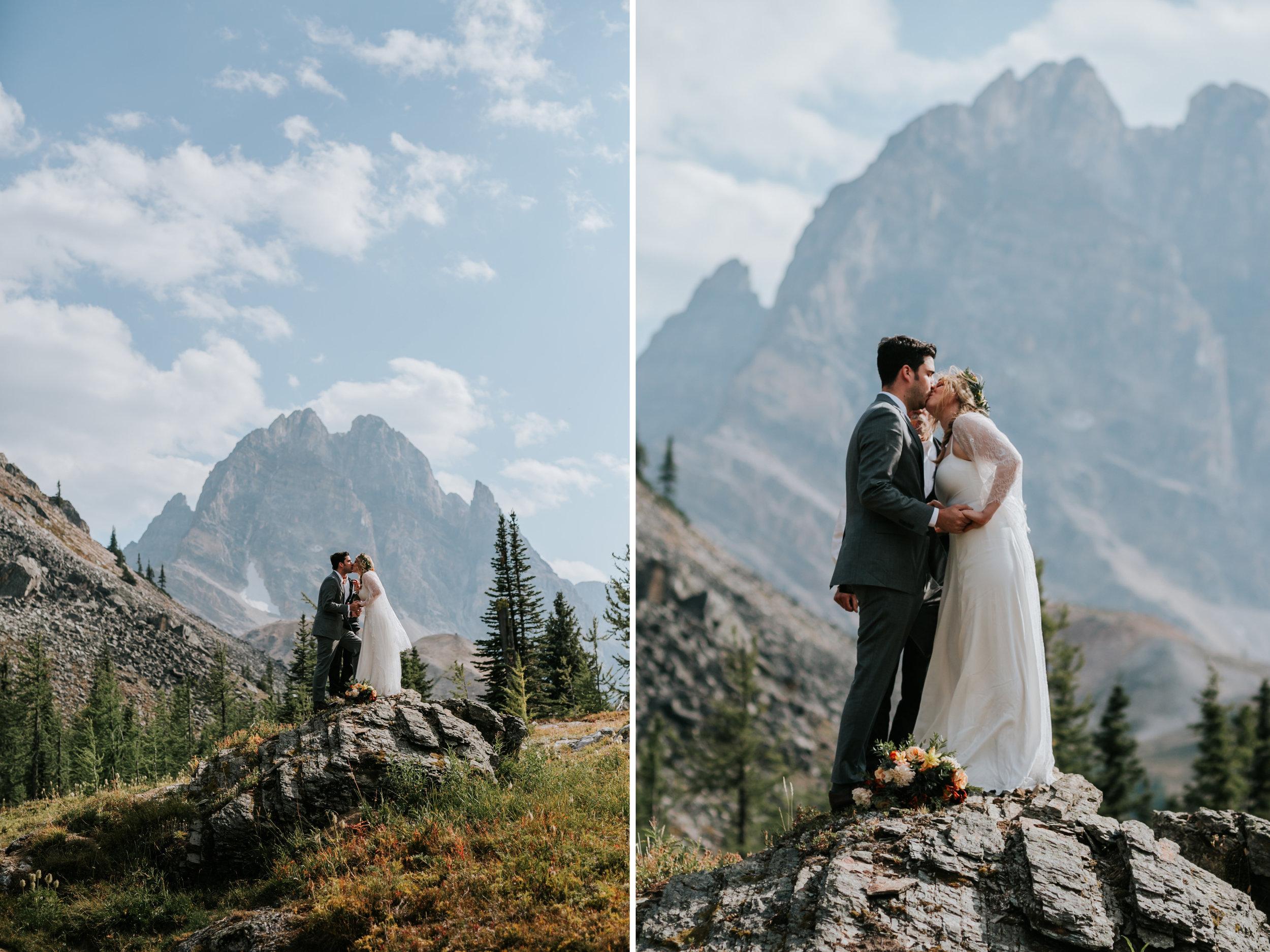 Banff National Park, Alberta Canada Elopement - Grace and Jaden Photography (11).jpg