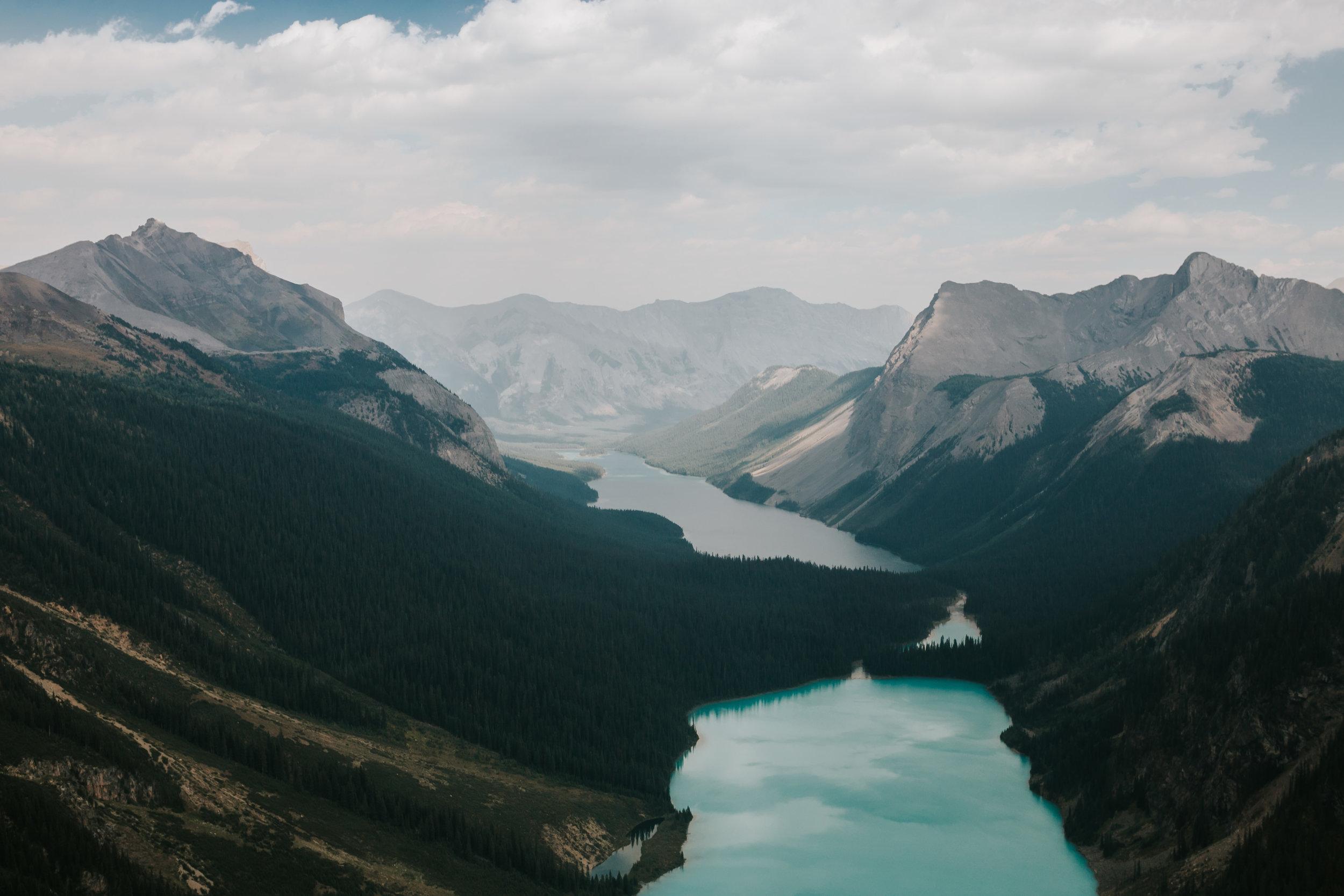 Banff National Park, Alberta Canada Elopement - Grace and Jaden Photography (44).jpg