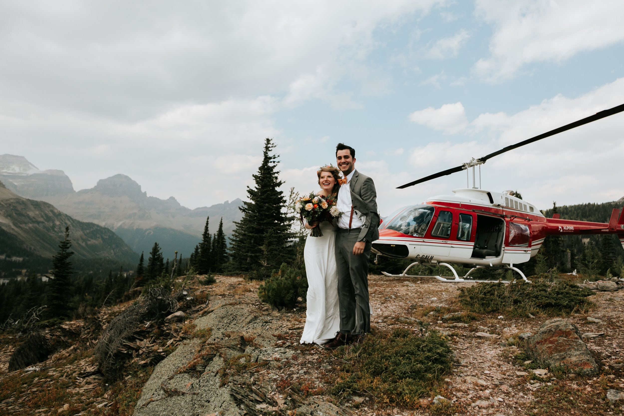 Banff National Park, Alberta Canada Elopement - Grace and Jaden Photography (48).jpg