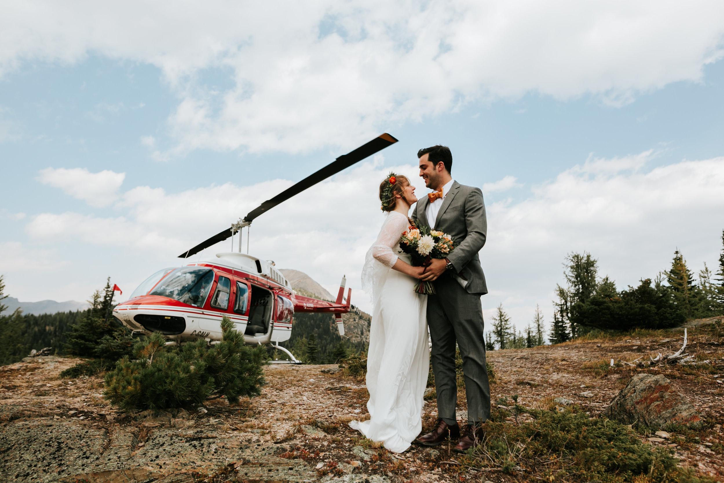 Banff National Park, Alberta Canada Elopement - Grace and Jaden Photography (49).jpg