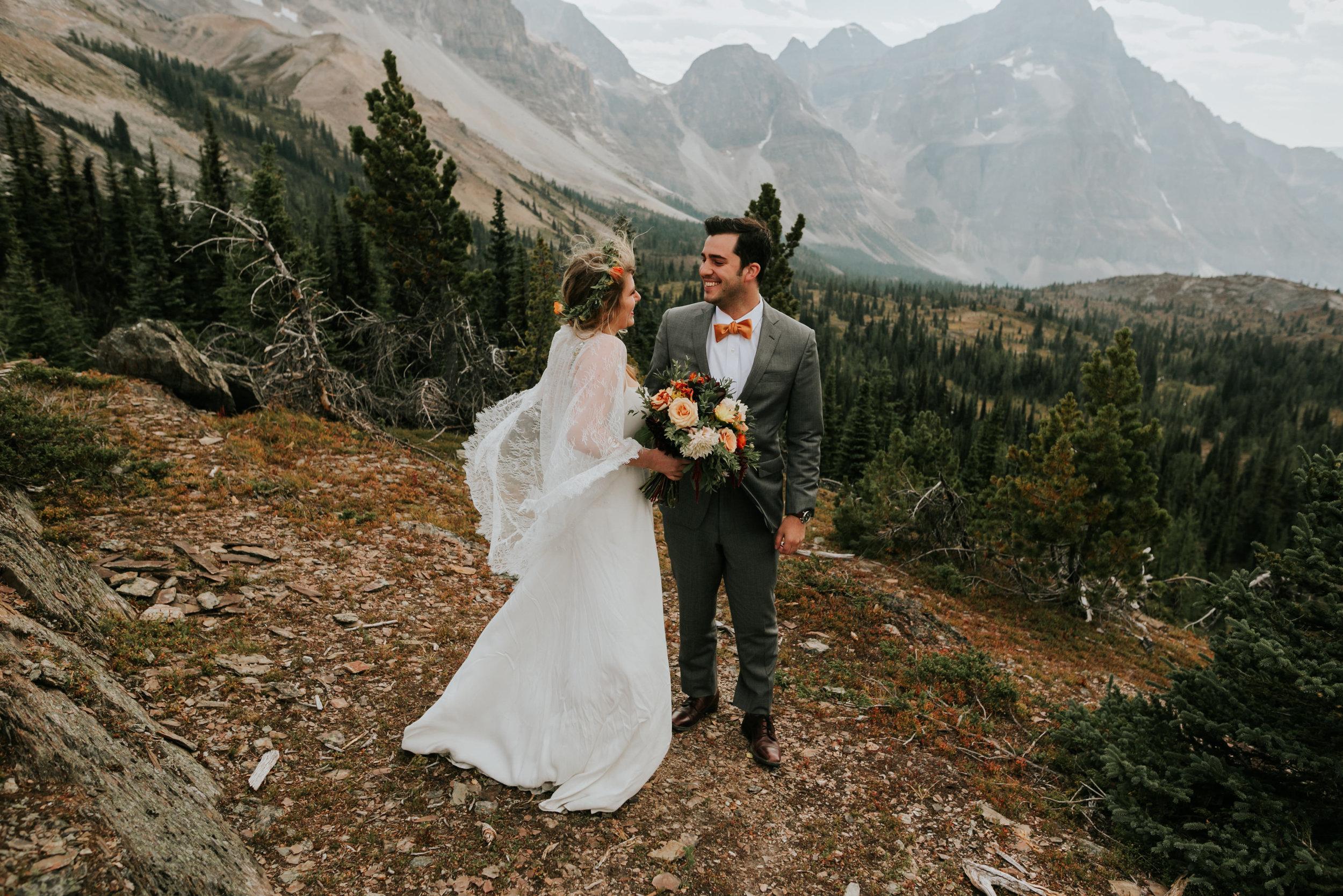 Banff National Park, Alberta Canada Elopement - Grace and Jaden Photography (53).jpg