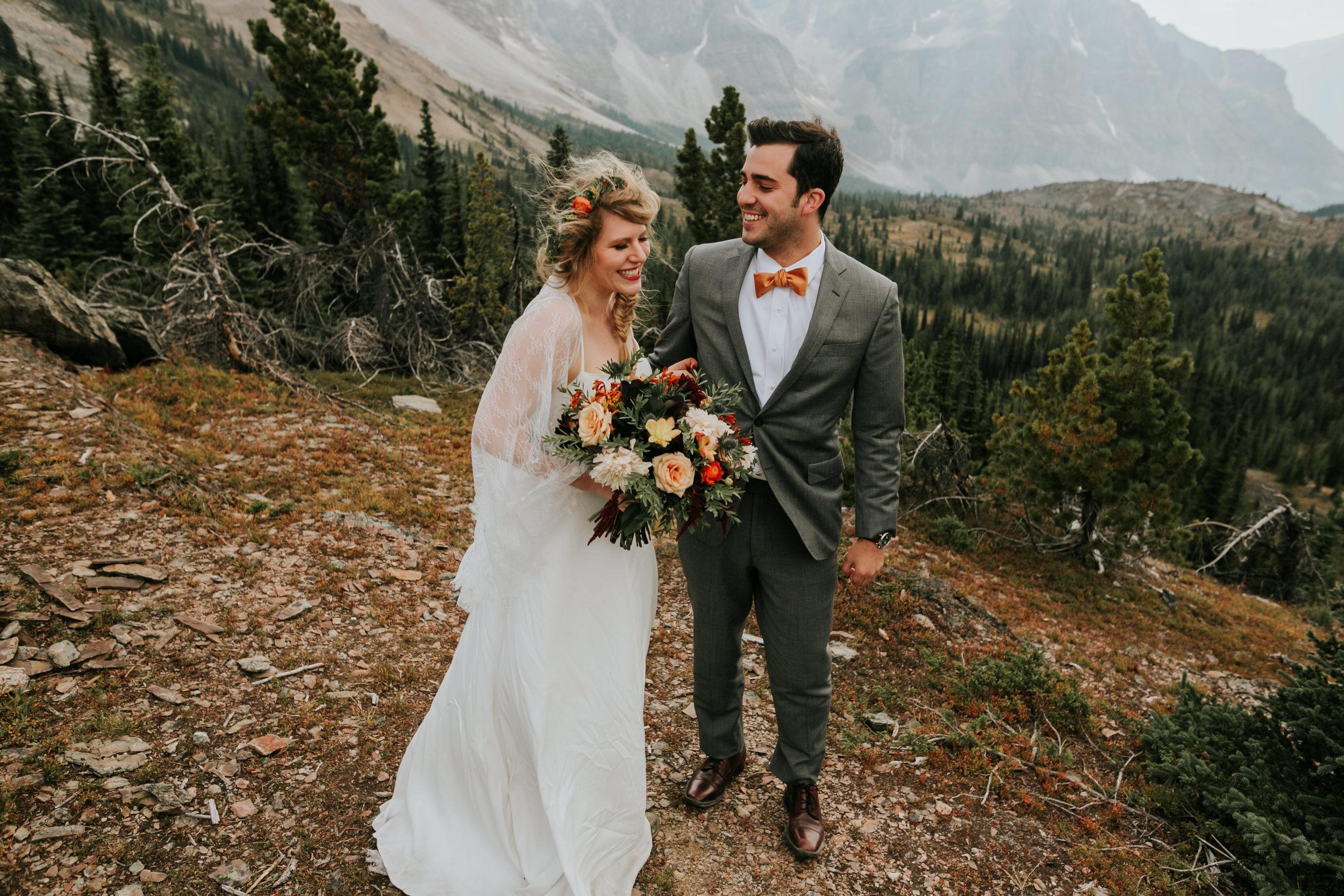 Banff National Park, Alberta Canada Elopement - Grace and Jaden Photography (52).jpg