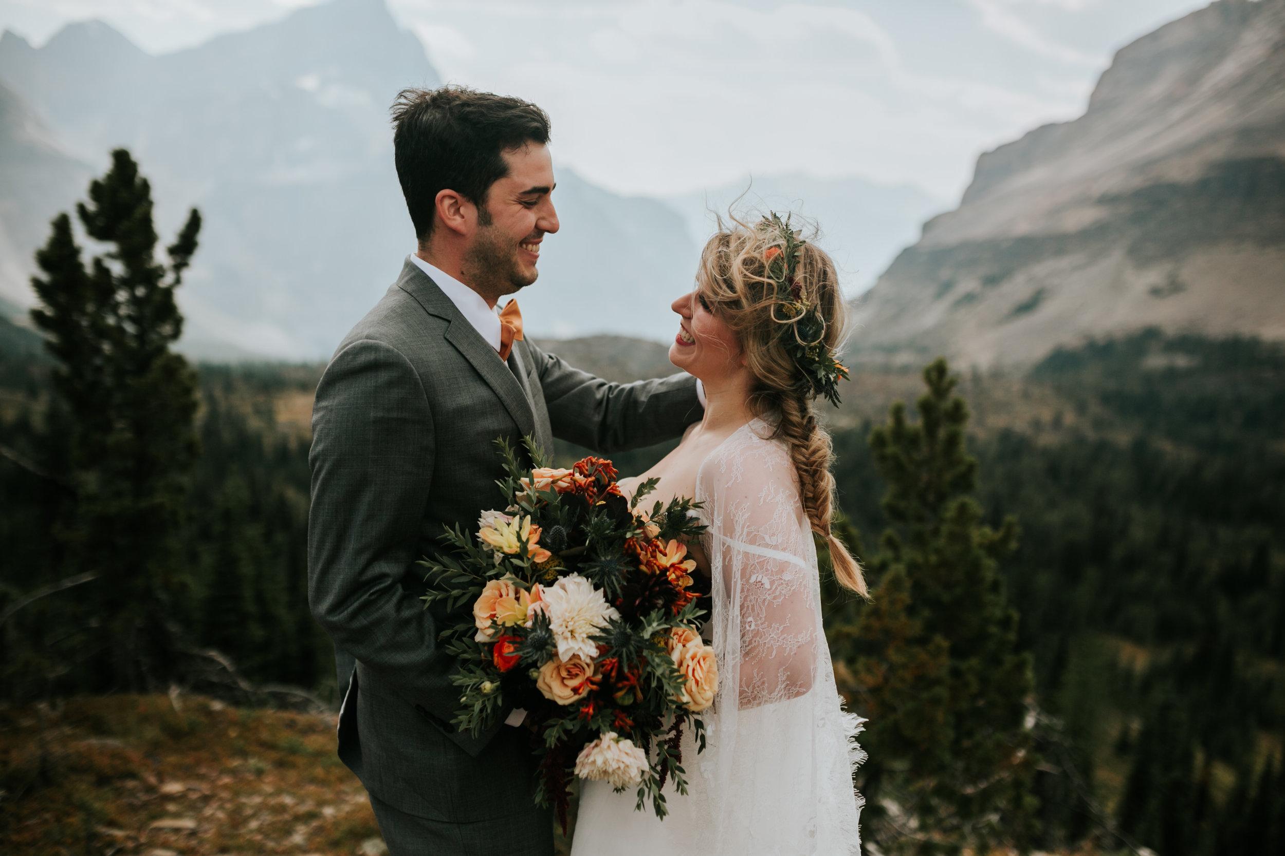 Banff National Park, Alberta Canada Elopement - Grace and Jaden Photography (67).jpg