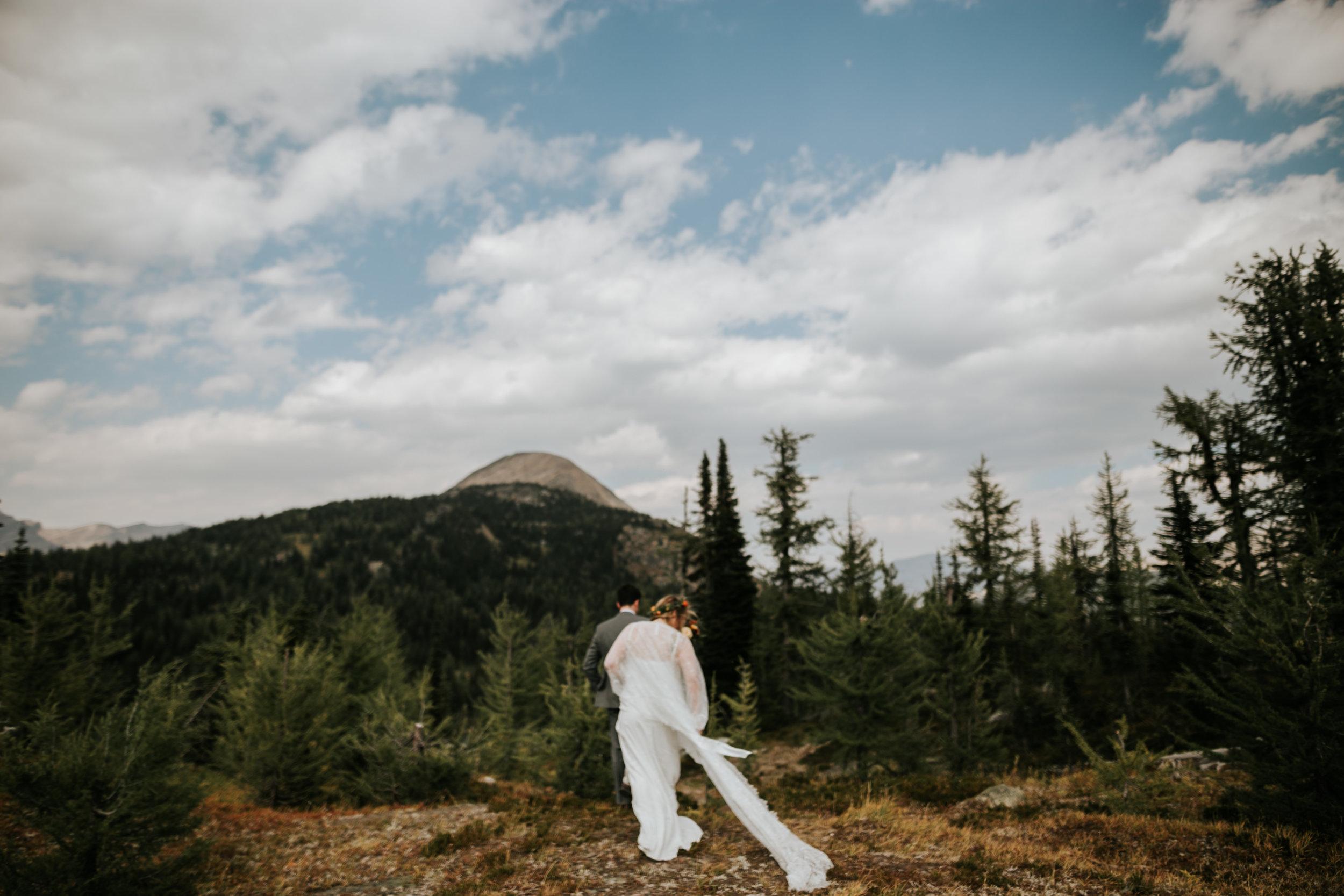 Banff National Park, Alberta Canada Elopement - Grace and Jaden Photography (71).jpg
