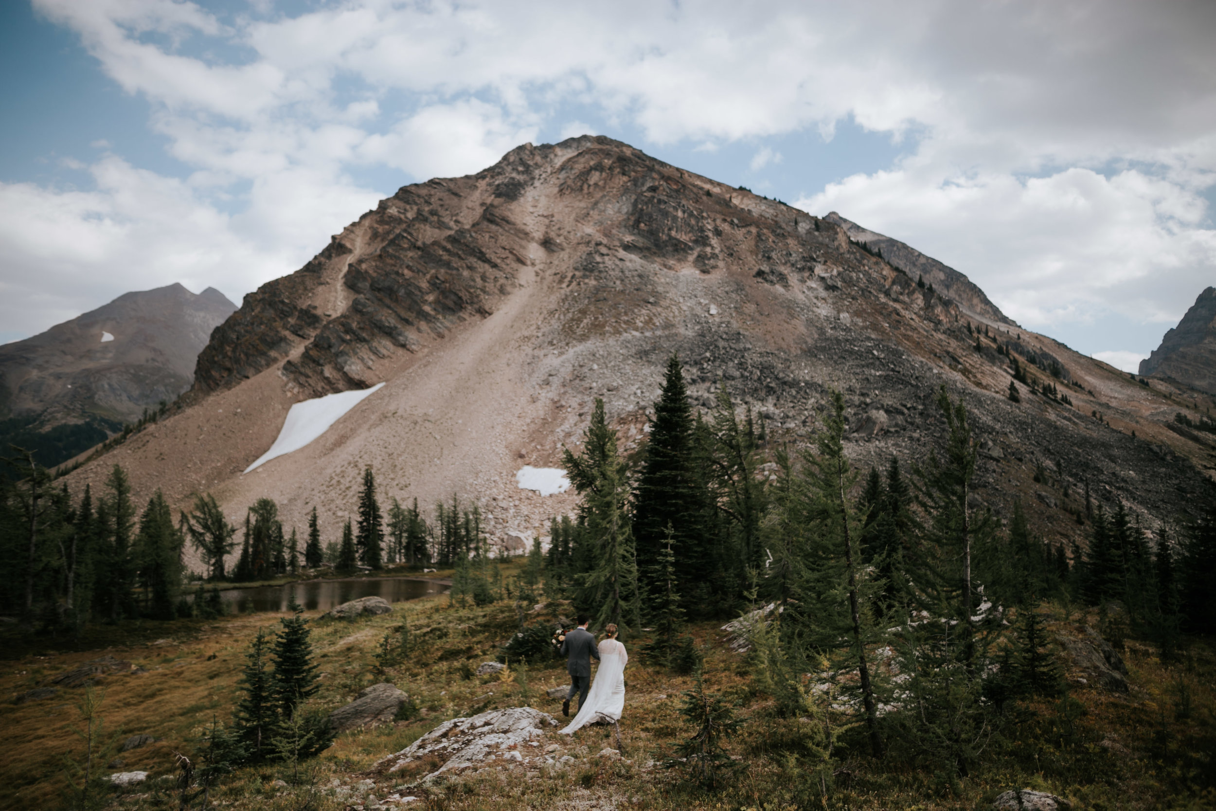 Banff National Park, Alberta Canada Elopement - Grace and Jaden Photography (80).jpg