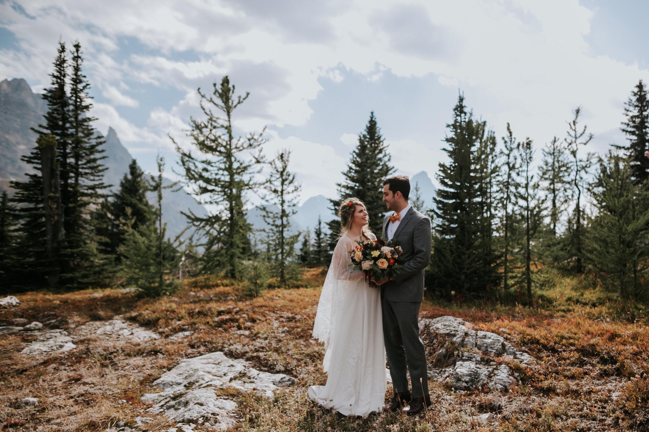Banff National Park, Alberta Canada Elopement - Grace and Jaden Photography (85).jpg