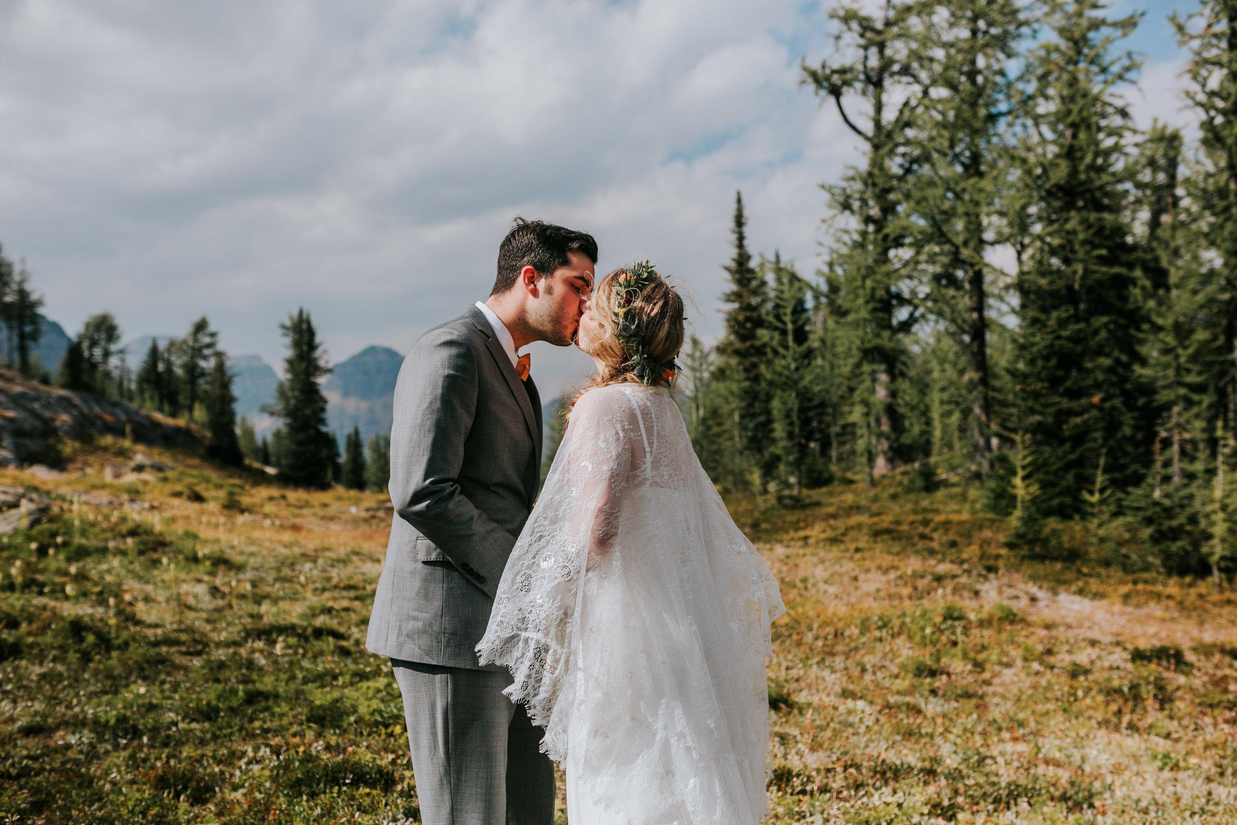 Banff National Park, Alberta Canada Elopement - Grace and Jaden Photography (96).jpg