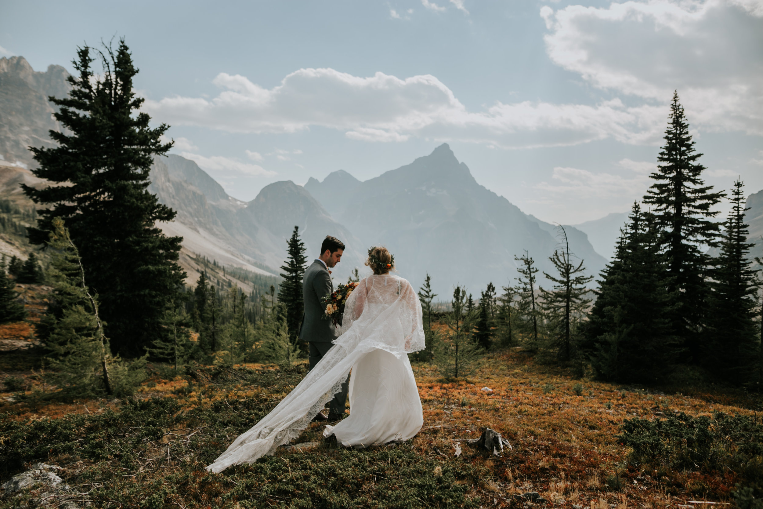 Banff National Park, Alberta Canada Elopement - Grace and Jaden Photography (103).jpg
