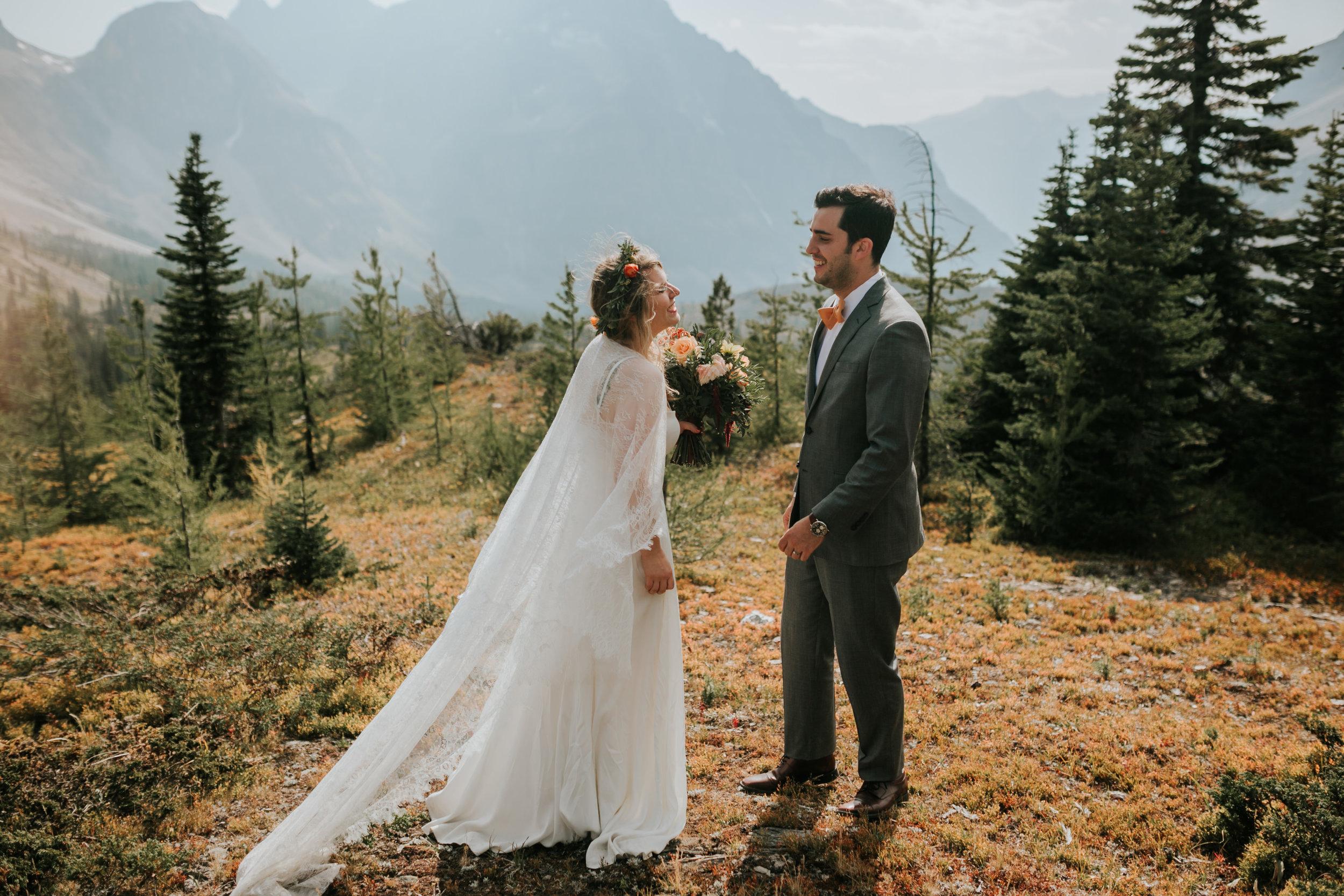 Banff National Park, Alberta Canada Elopement - Grace and Jaden Photography (104).jpg