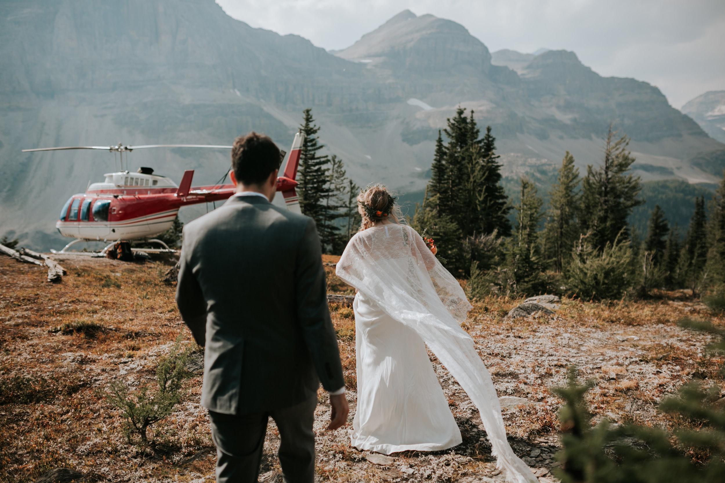 Banff National Park, Alberta Canada Elopement - Grace and Jaden Photography (109).jpg