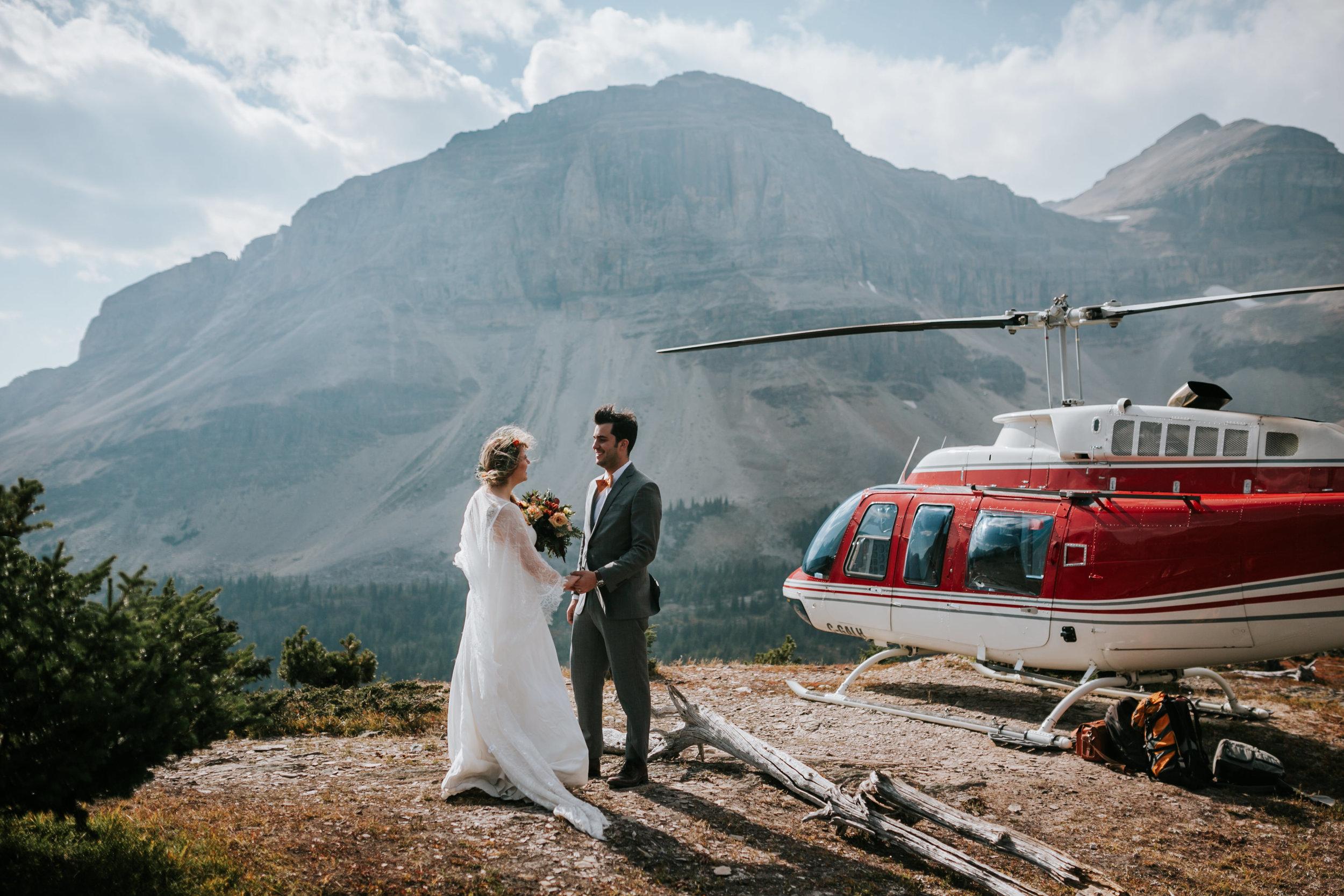 Banff National Park, Alberta Canada Elopement - Grace and Jaden Photography (111).jpg