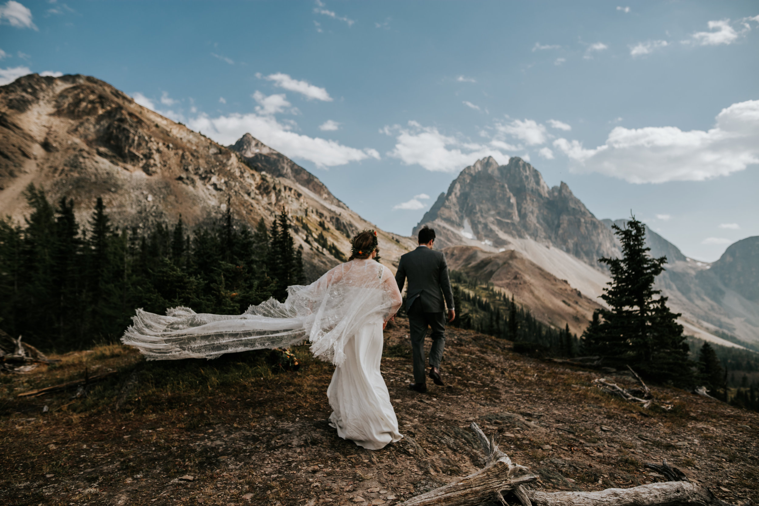 Banff National Park, Alberta Canada Elopement - Grace and Jaden Photography (115).jpg