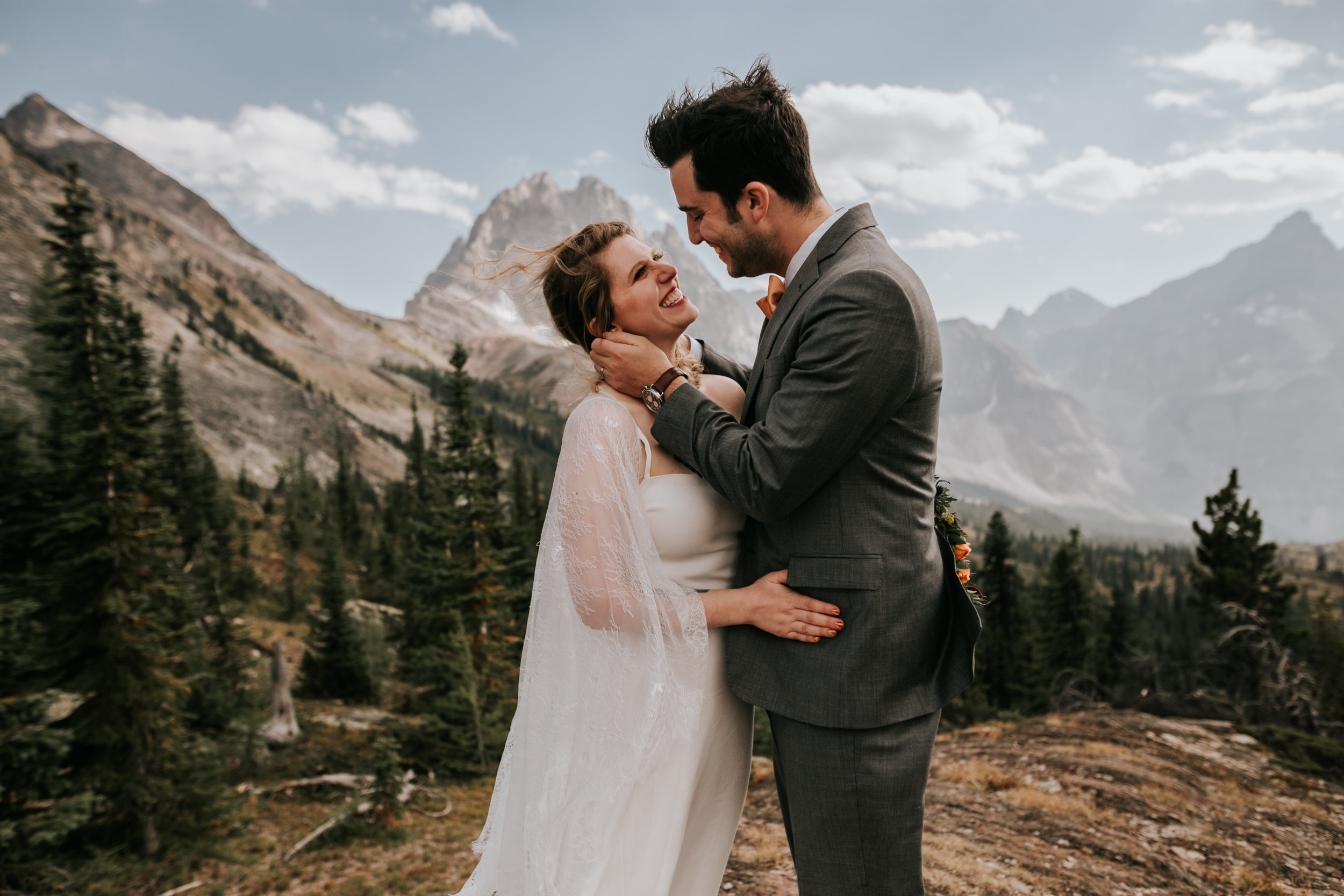 Banff National Park, Alberta Canada Elopement - Grace and Jaden Photography (123).jpg