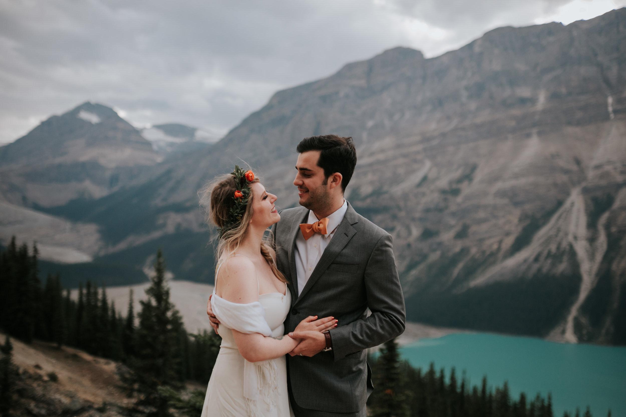 Banff National Park, Alberta Canada Elopement - Grace and Jaden Photography (137).jpg