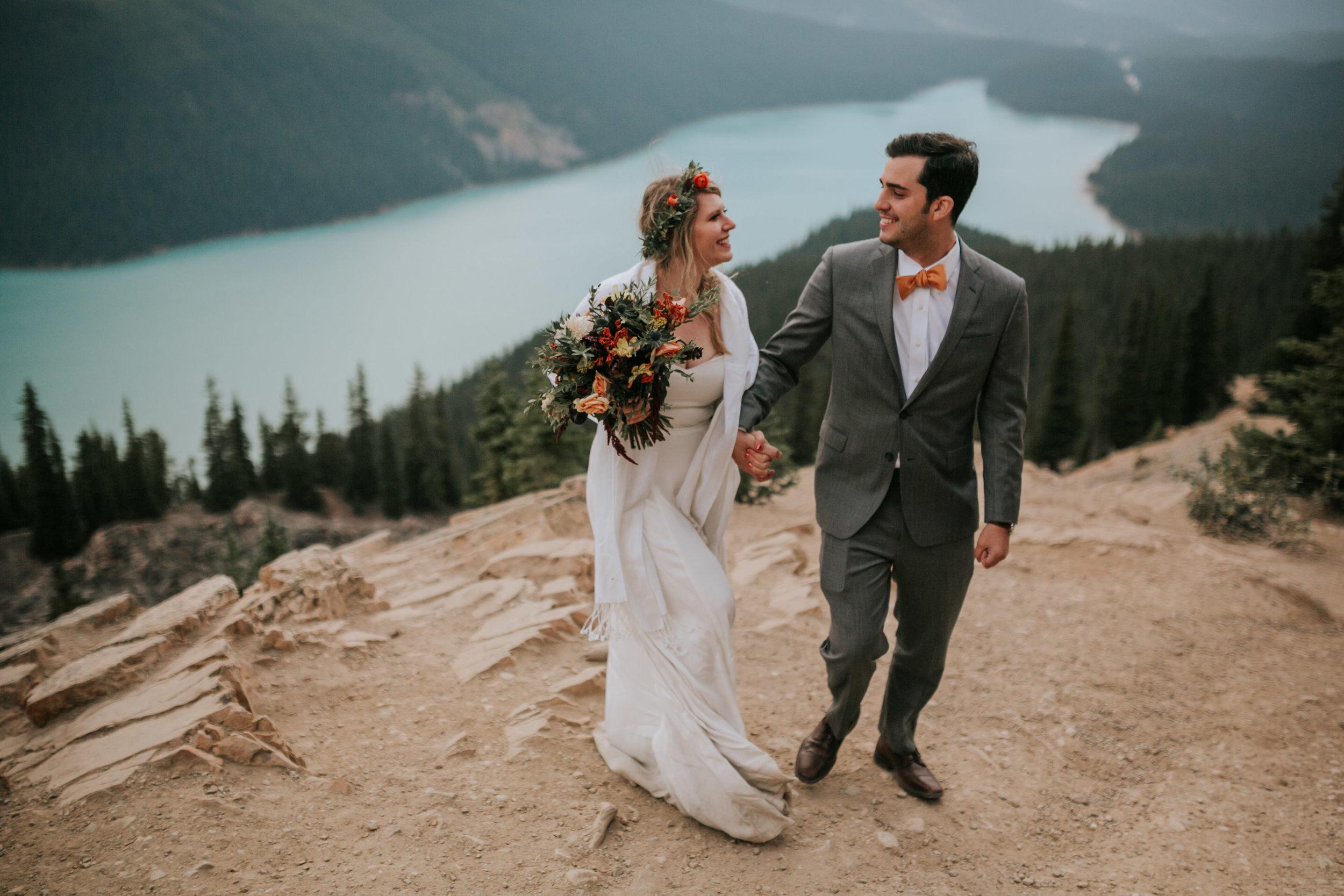 Banff National Park, Alberta Canada Elopement - Grace and Jaden Photography (139).jpg