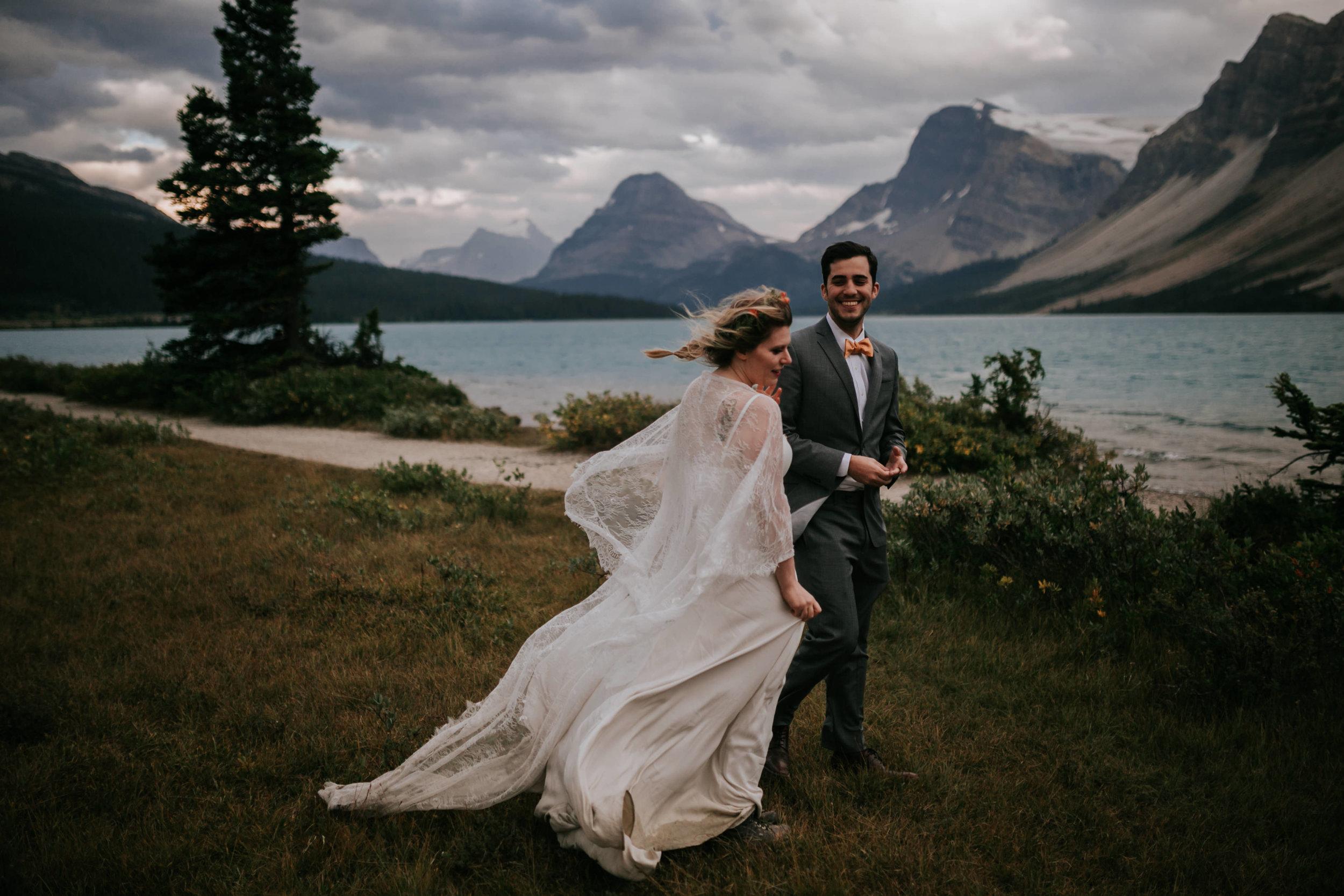 Banff National Park, Alberta Canada Elopement - Grace and Jaden Photography (154).jpg