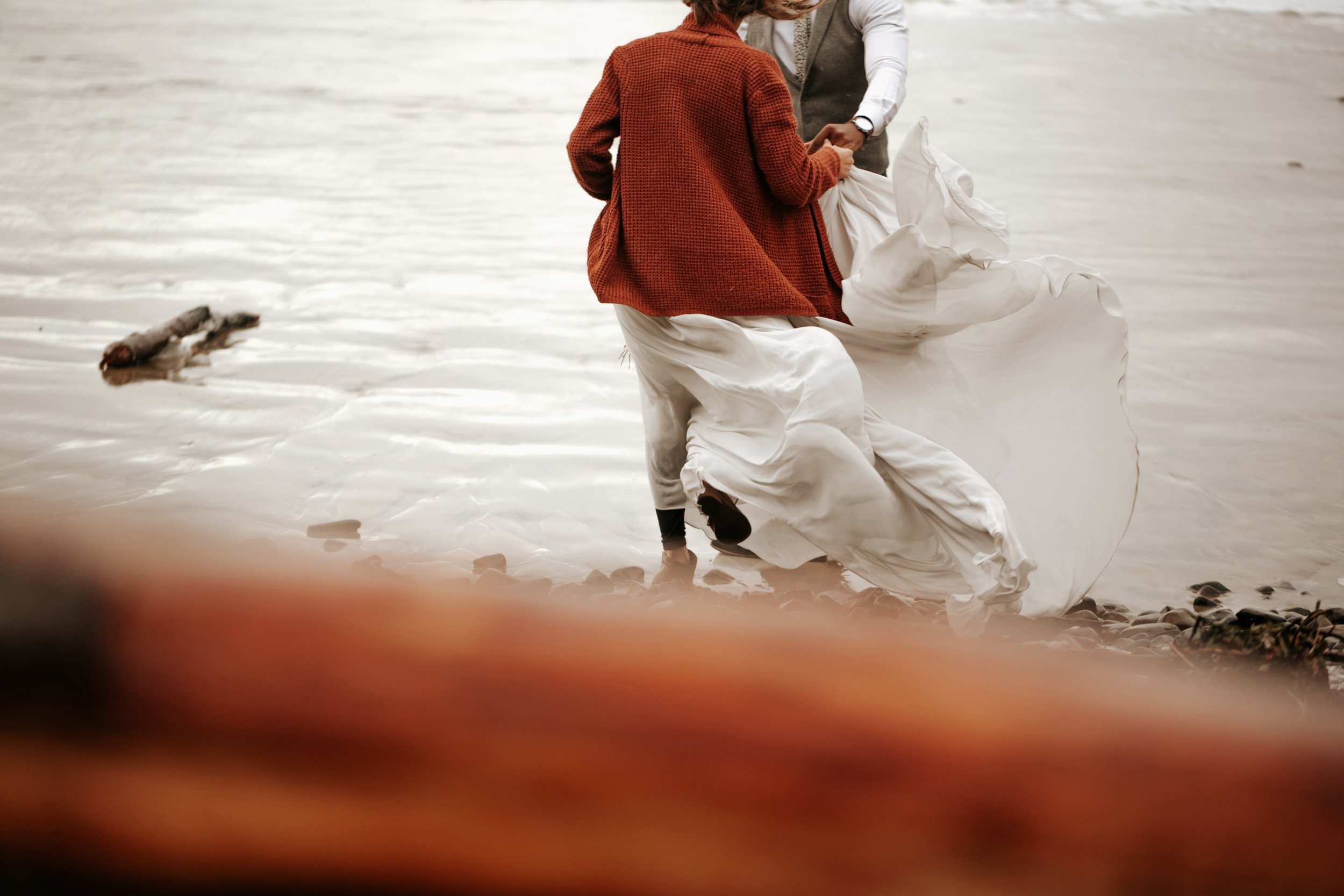 Hug Point Oregon Elopement- Cannon Beach- Grace and Jaden Photography (3).jpg