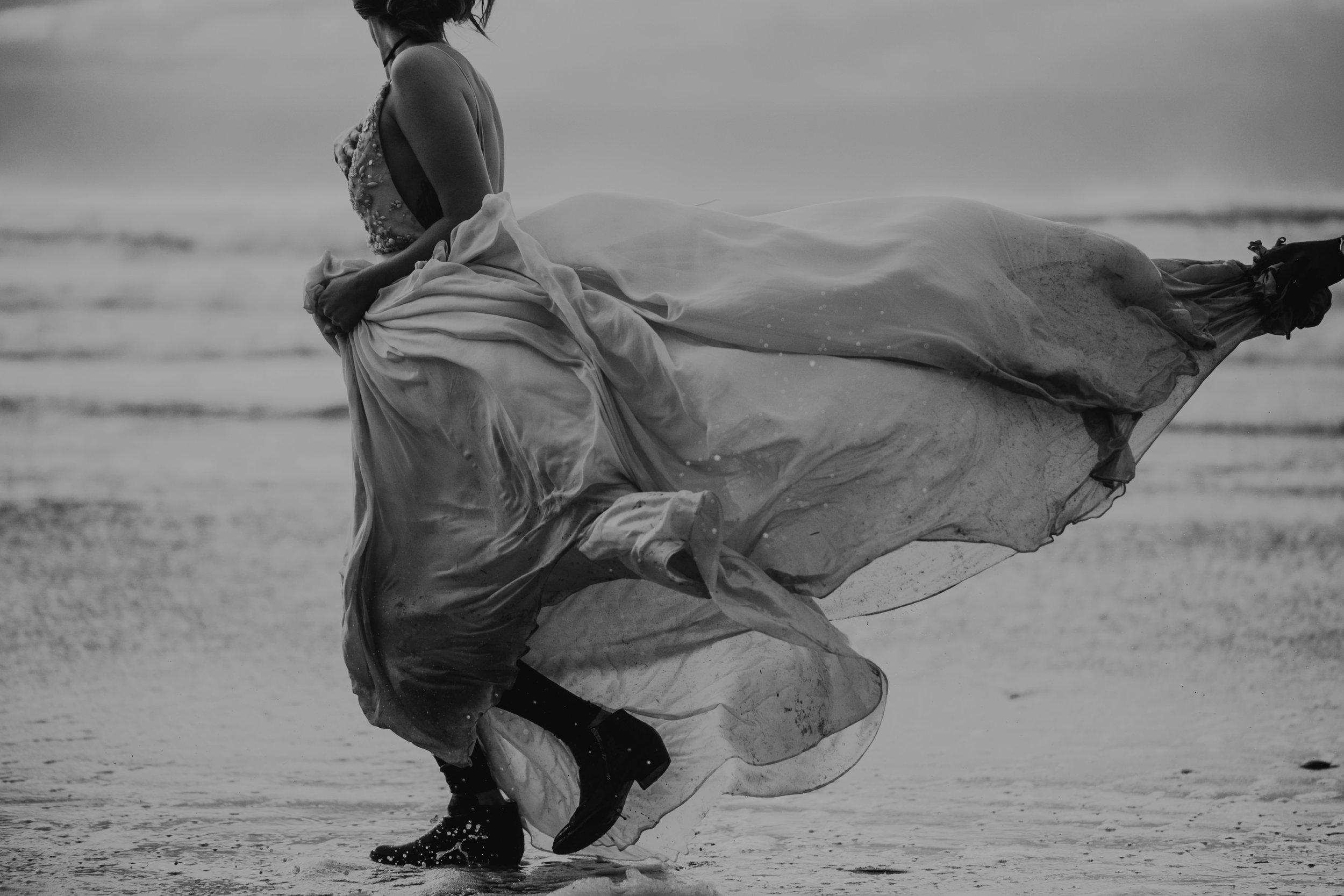 Hug Point Oregon Elopement- Cannon Beach- Grace and Jaden Photography (44).jpg