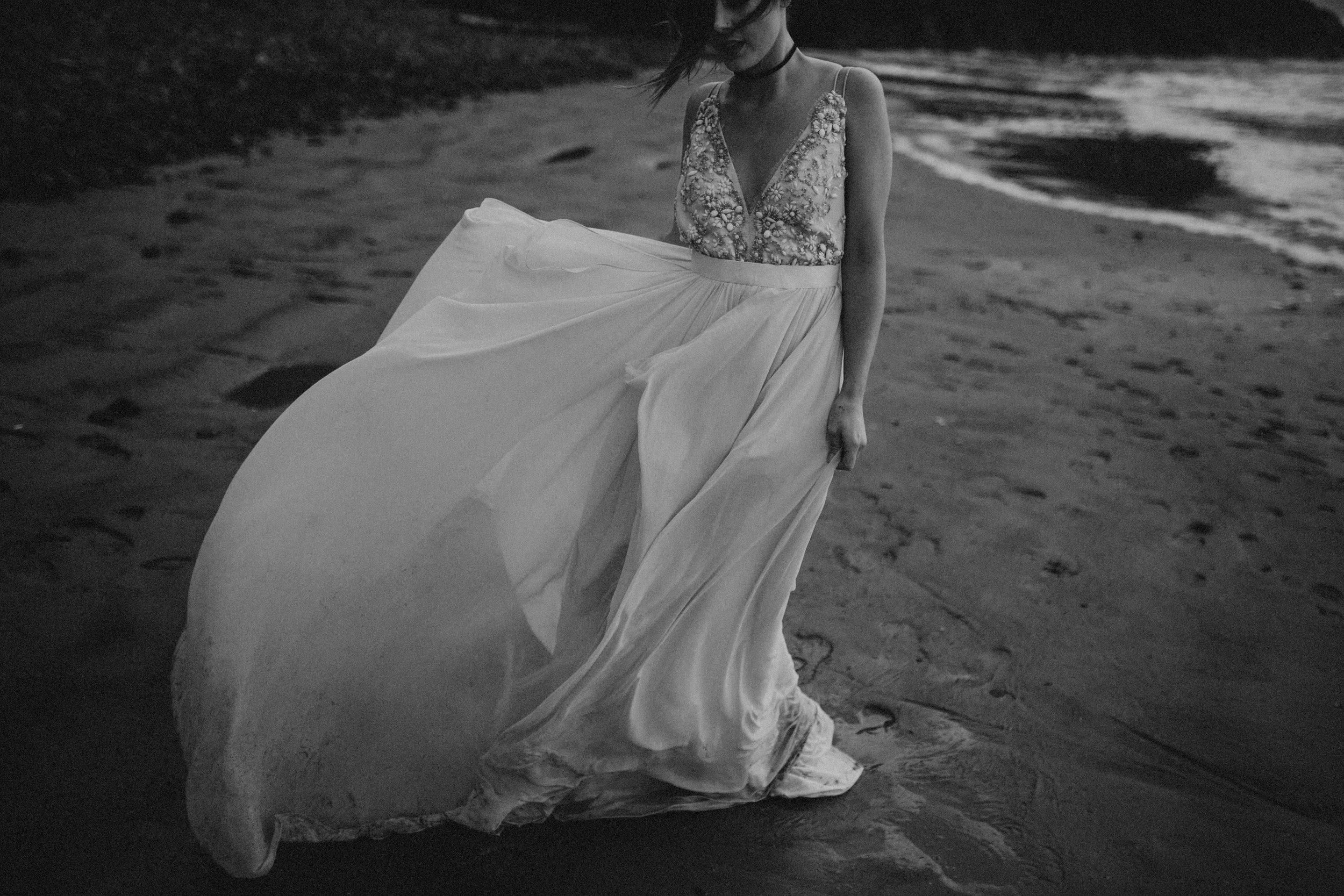 Hug Point Oregon Elopement- Cannon Beach- Grace and Jaden Photography (47).jpg