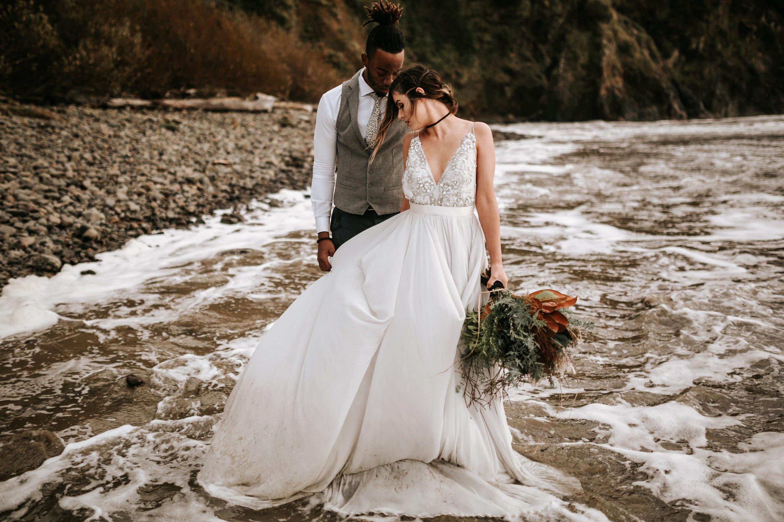 Hug Point Oregon Elopement- Cannon Beach- Grace and Jaden Photography (50).jpg