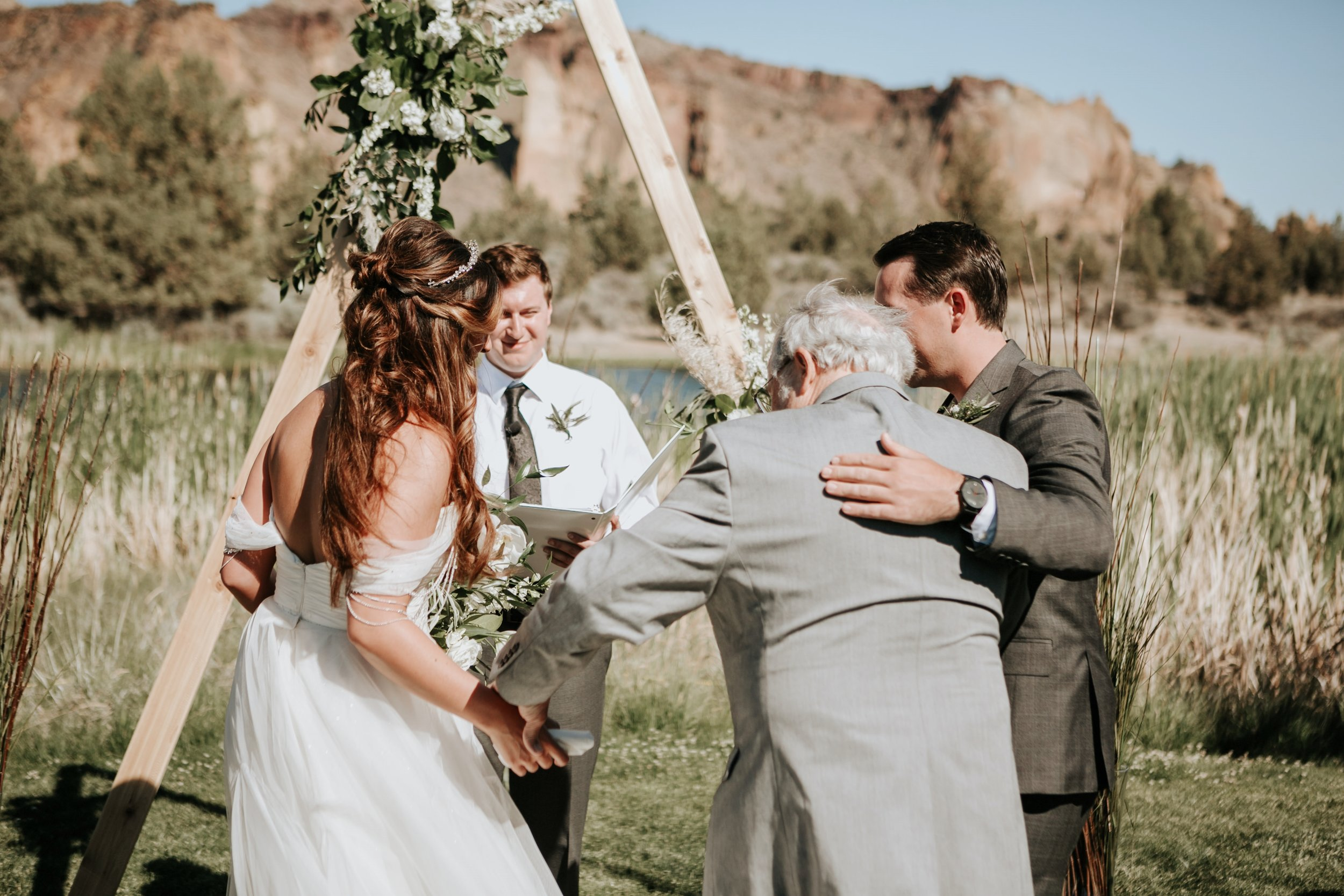 Ranch at the Canyons- Bend Oregon Wedding