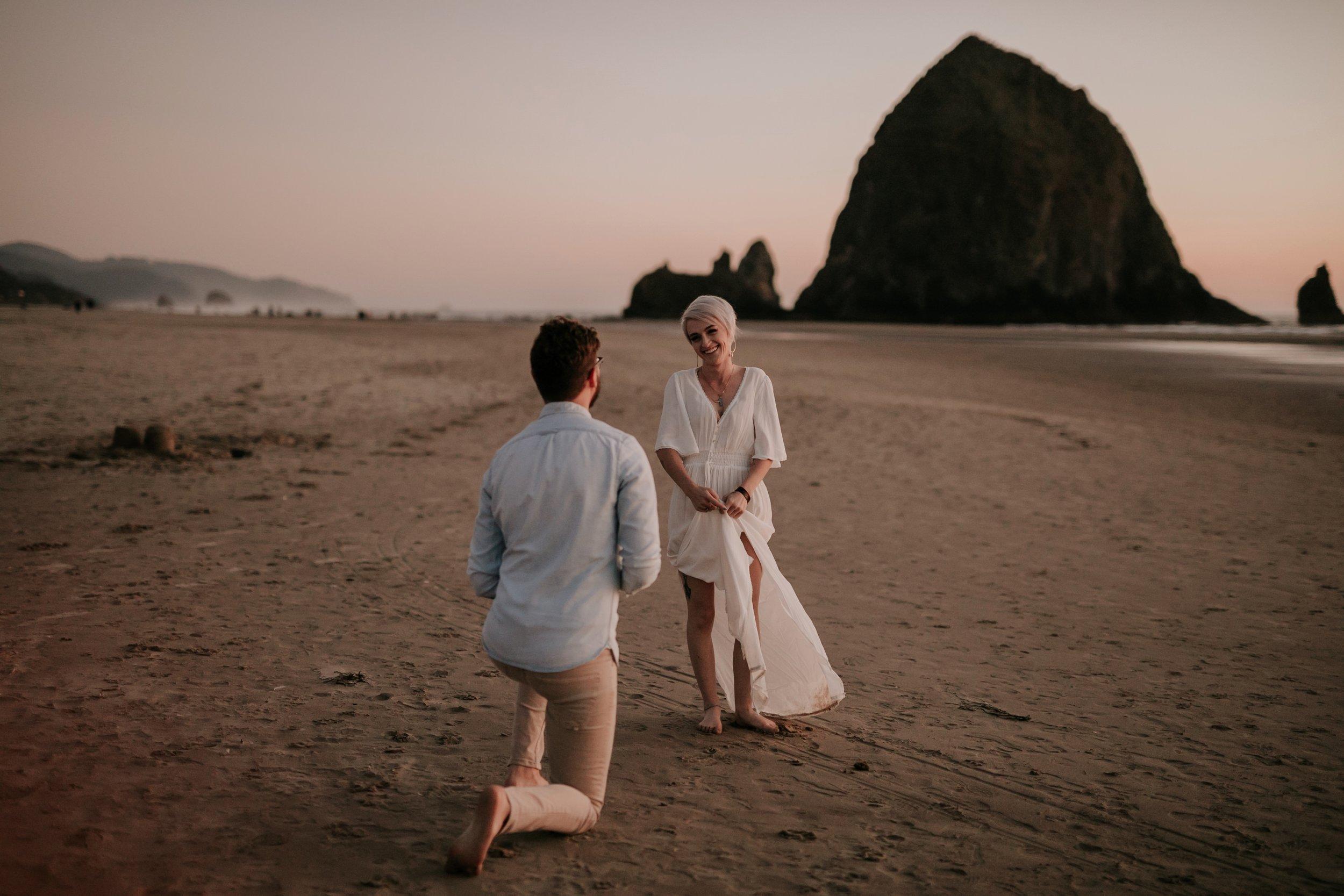Cannon Beach Oregon Proposal