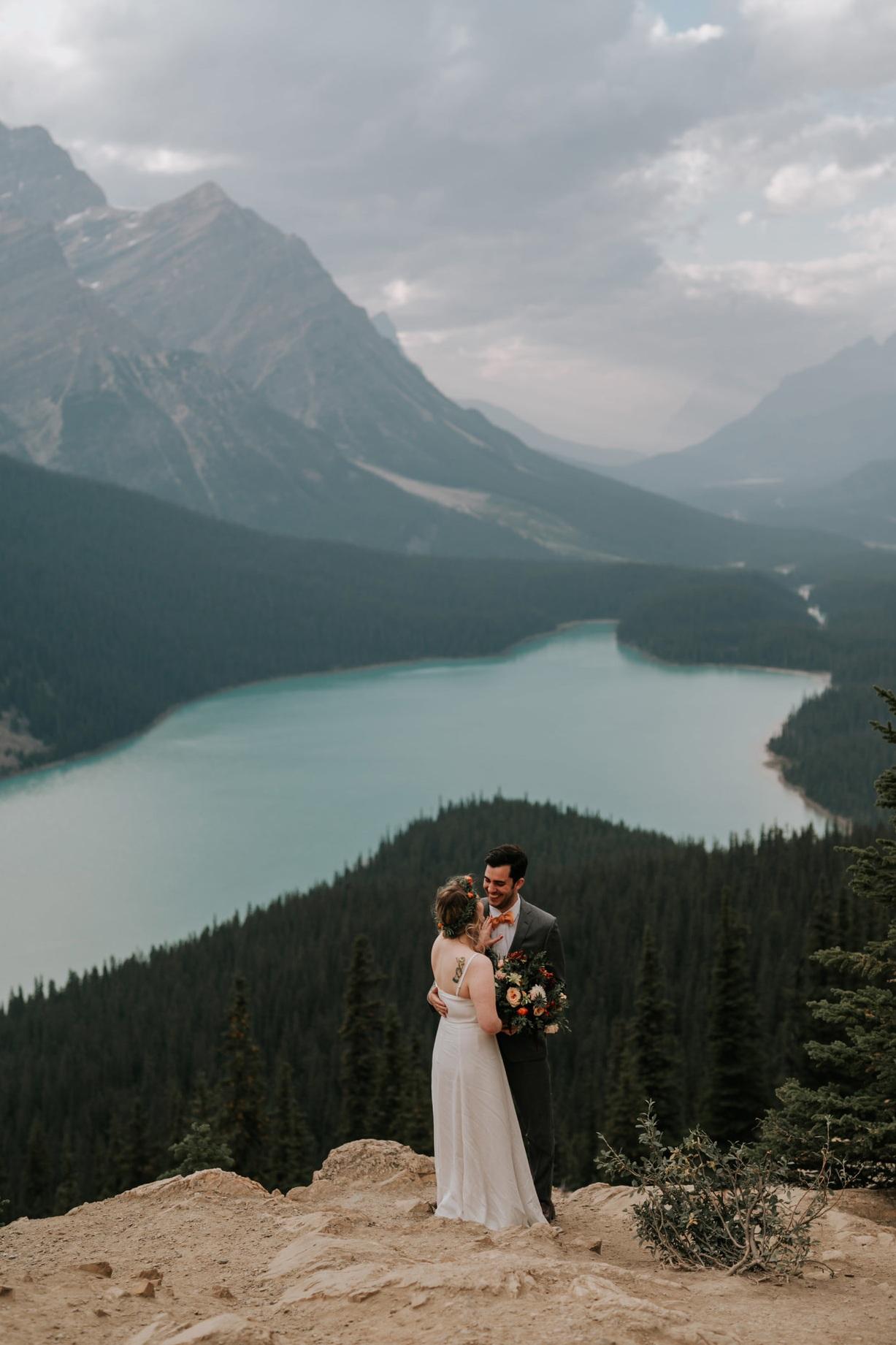 Banff National Park, Alberta Canada Elopement - Grace and Jaden Photography (14).jpg