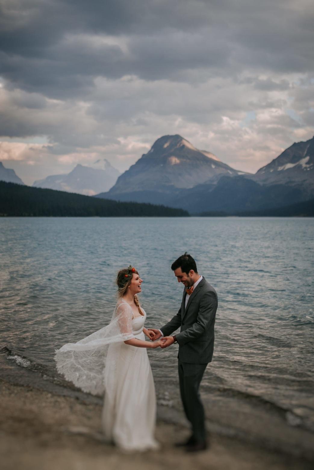Banff National Park, Alberta Canada Elopement - Grace and Jaden Photography (141).jpg