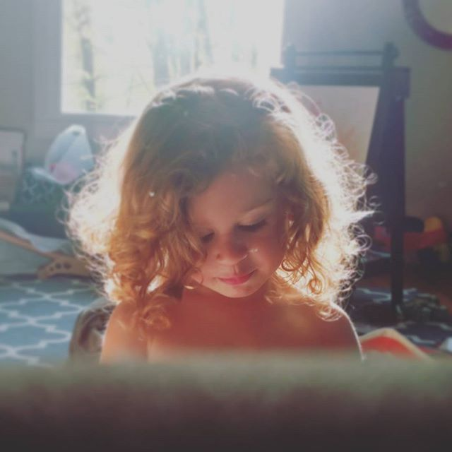 #ourlight #lucy #mydaughter