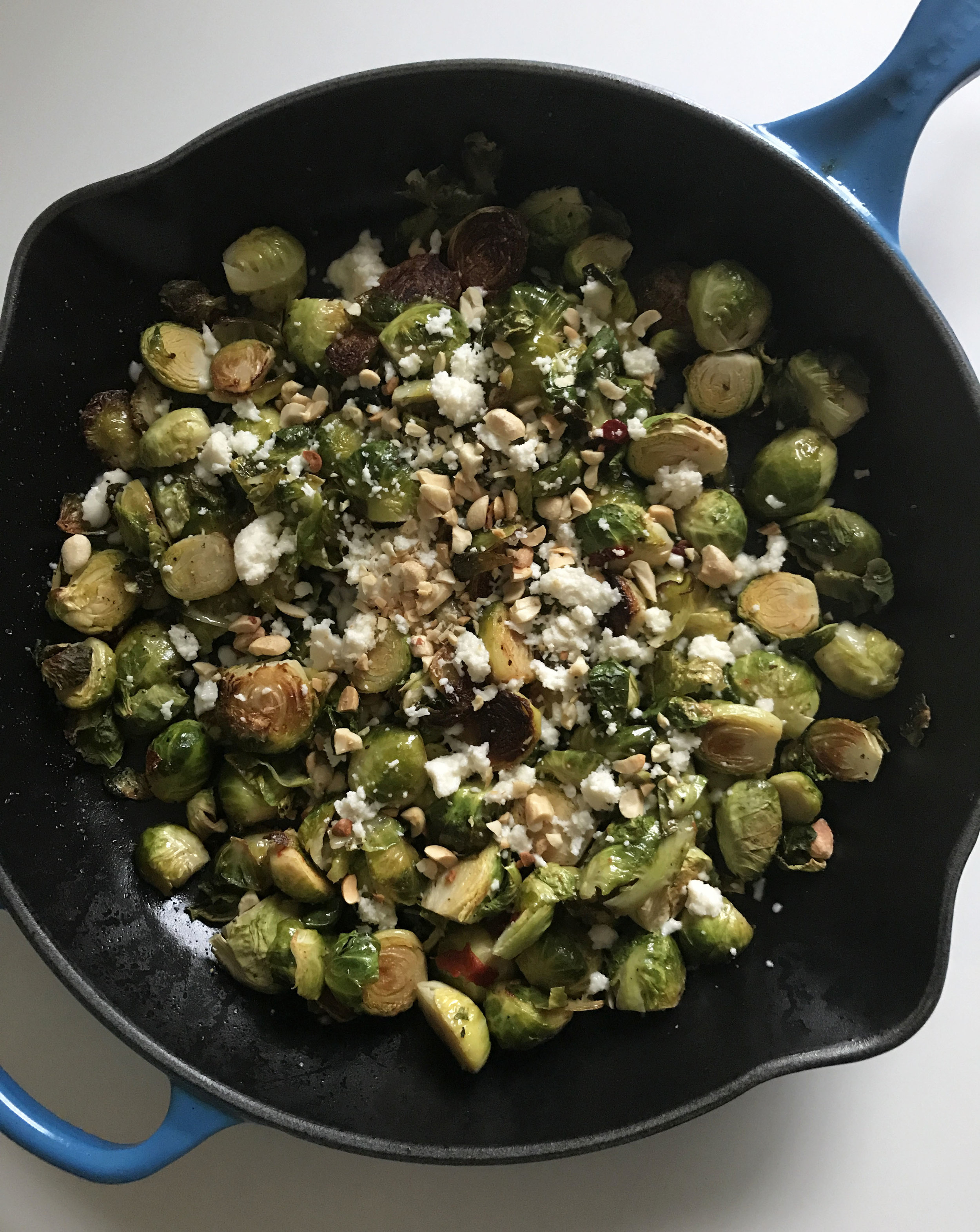 World's Best Brussel Sprouts