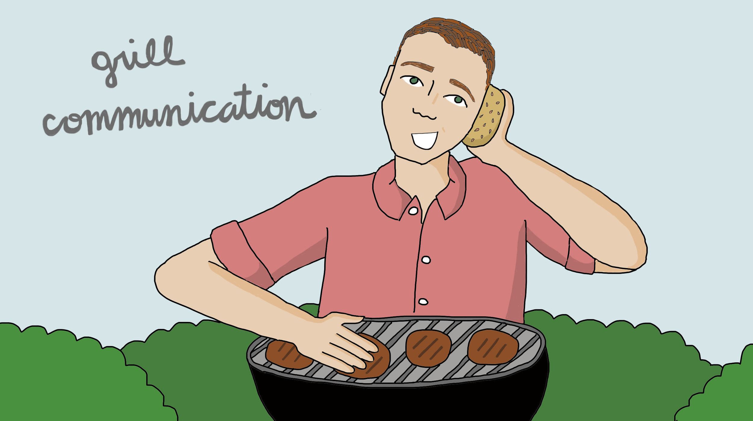 Grill Communication