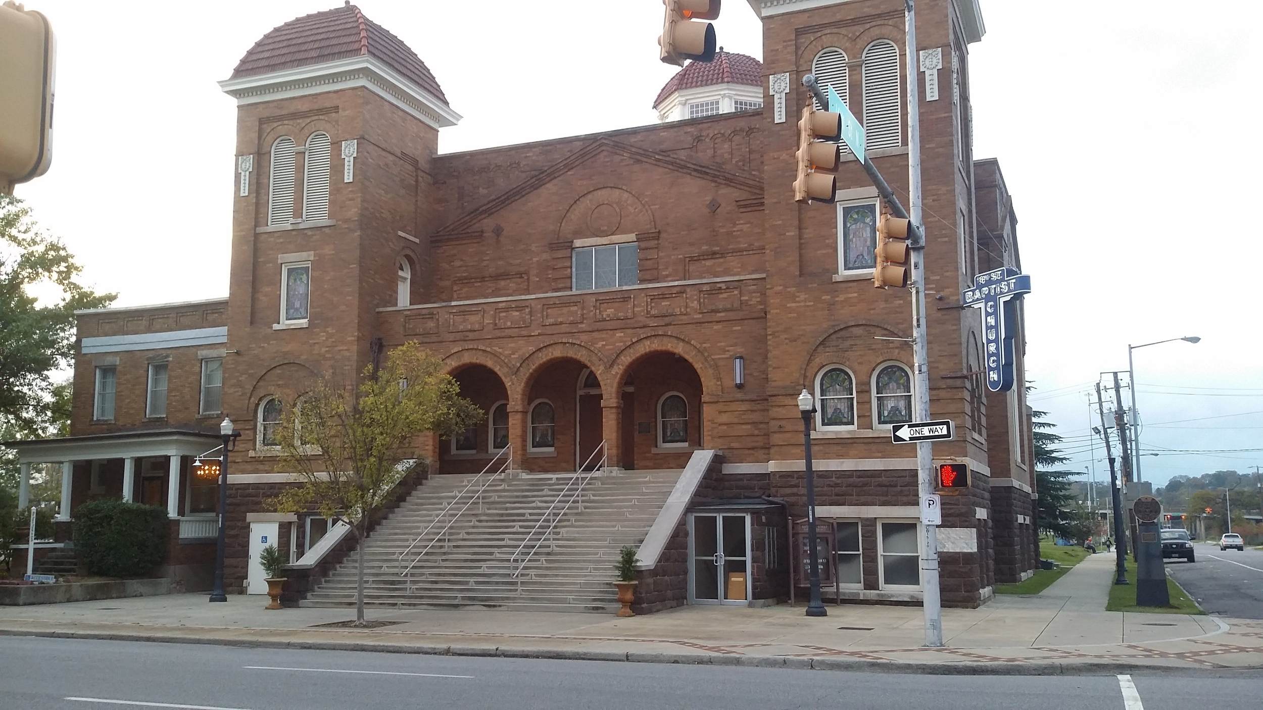 16th Street Baptist Church - Photos by Me