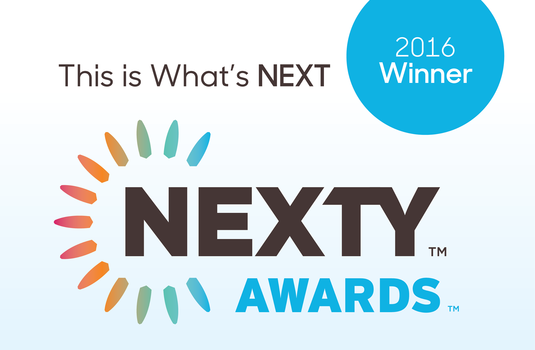 """2016 Nexty Award - Our solar dried organic mangos took home New Hope Network's Nexty Award as the """"Best New Transparently Sourced Product"""" at Natural Products Expo East 2016."""