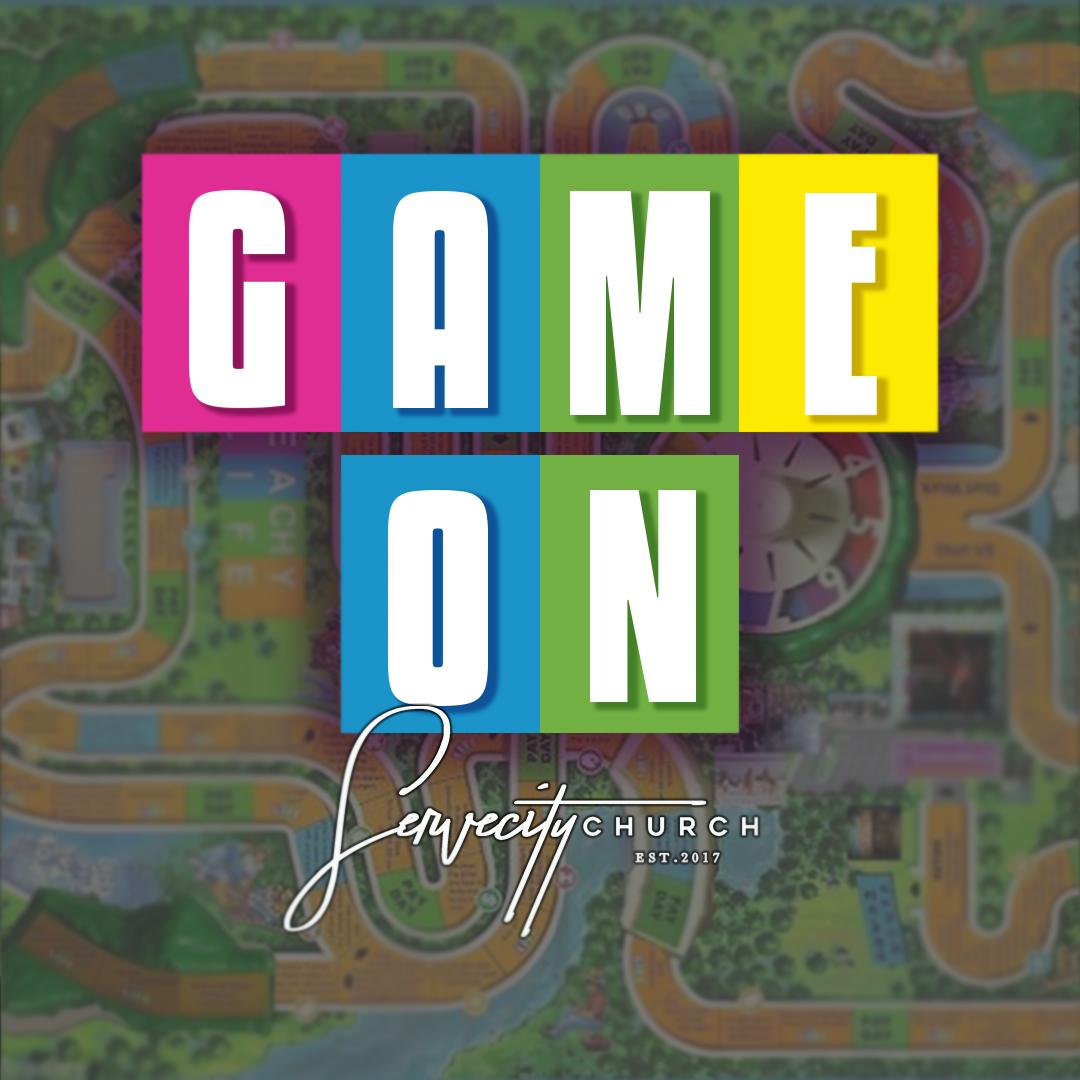 Game On - Game of Life Postcard.jpg