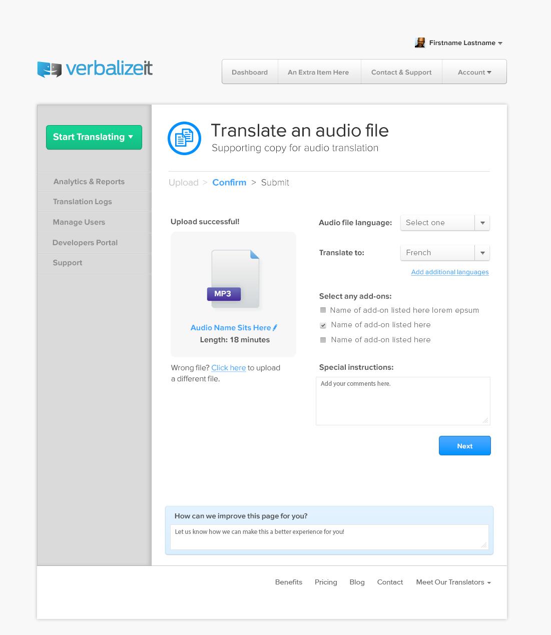 VI Desktop Dashboard Translate Audio (Step 2-Confirm).jpg