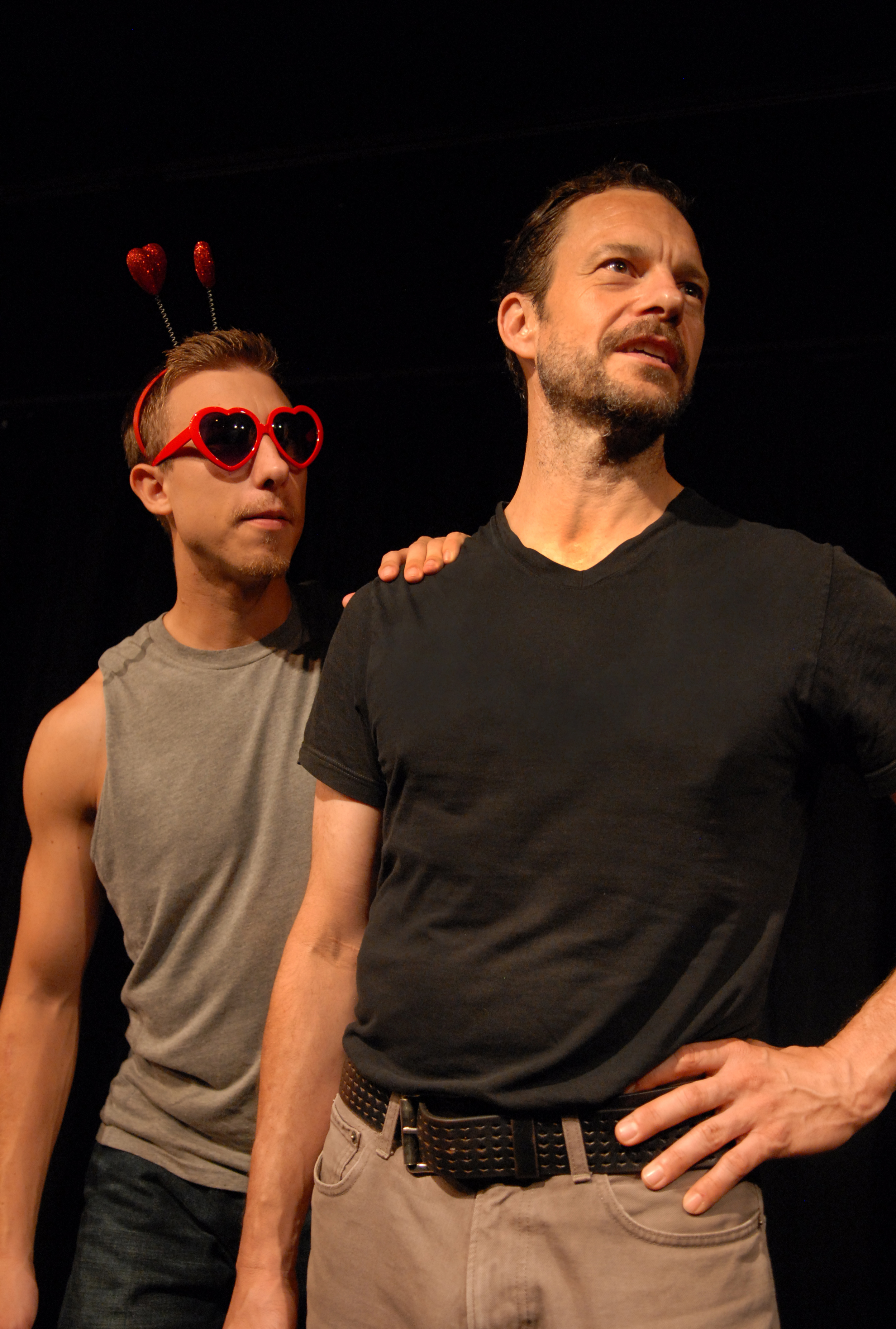 Elliot Sicard as Jimmy; Tony Travostino as Truman