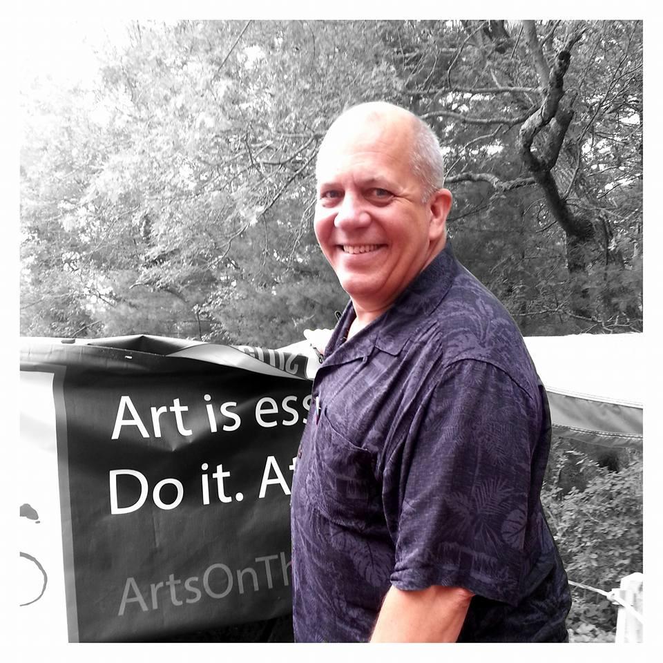 David Kuehn, Executive Director of  Cotuit Center for the Arts