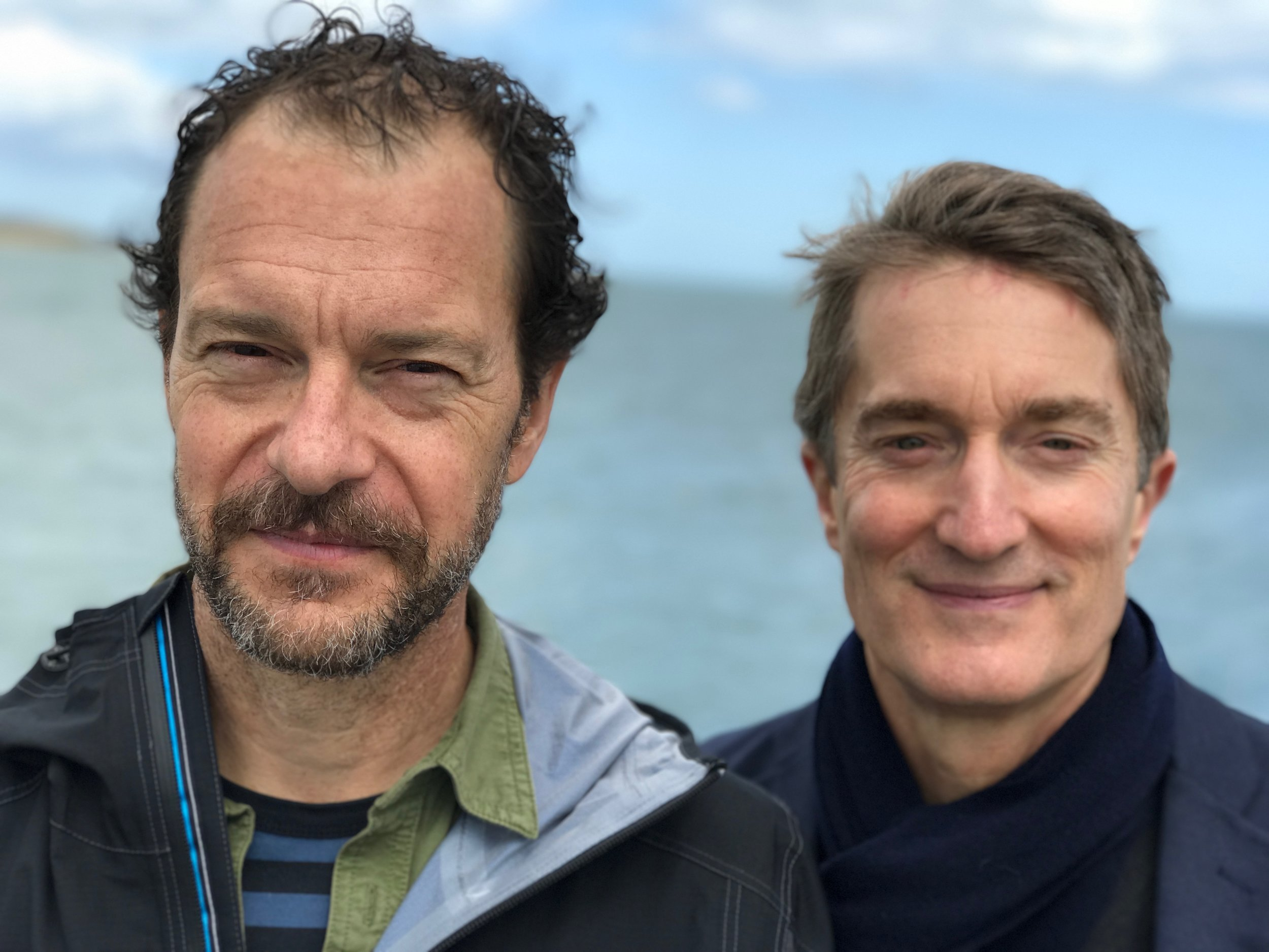 Tony and Carl