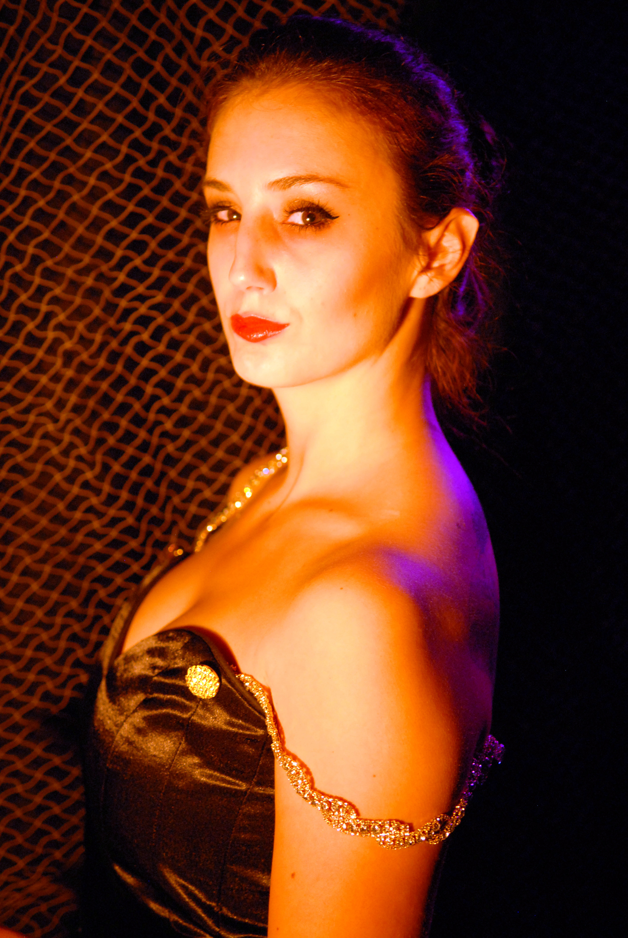 Samantha McMahon as Madame X