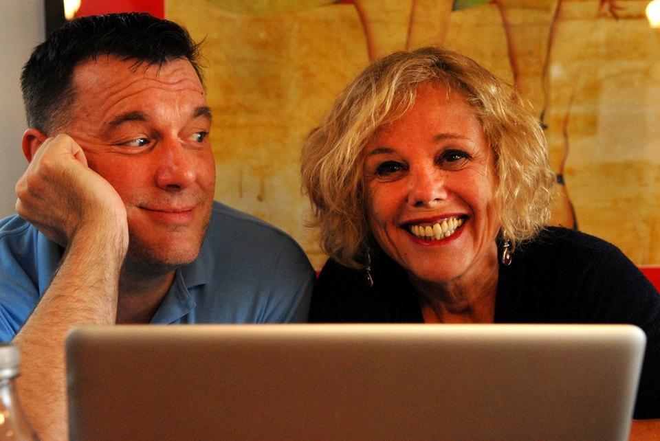 Jim Dalglish & Lynda Sturner