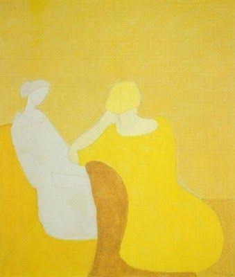 milton avery yellow