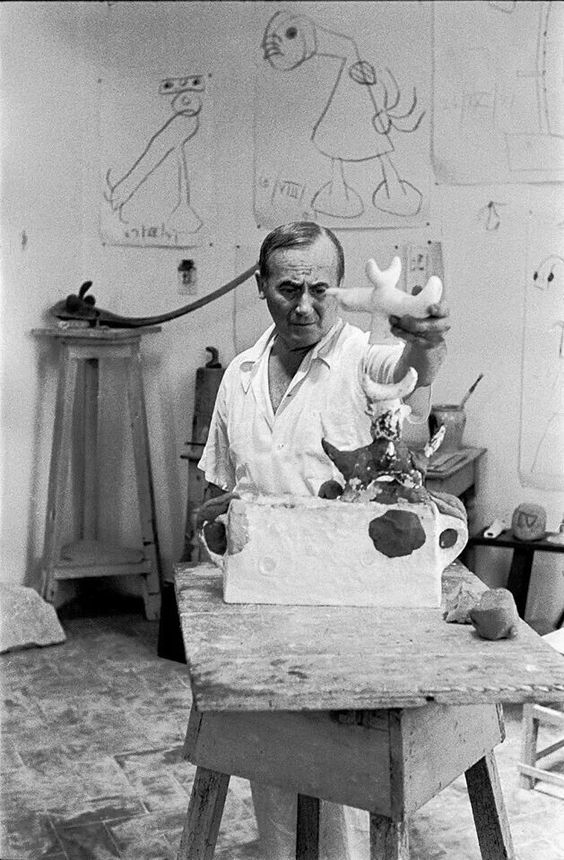 Joan Miro inspiring Artist studio .jpg