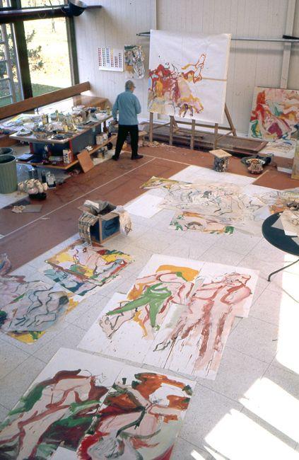 william de kooning inspiring artist studio.jpg