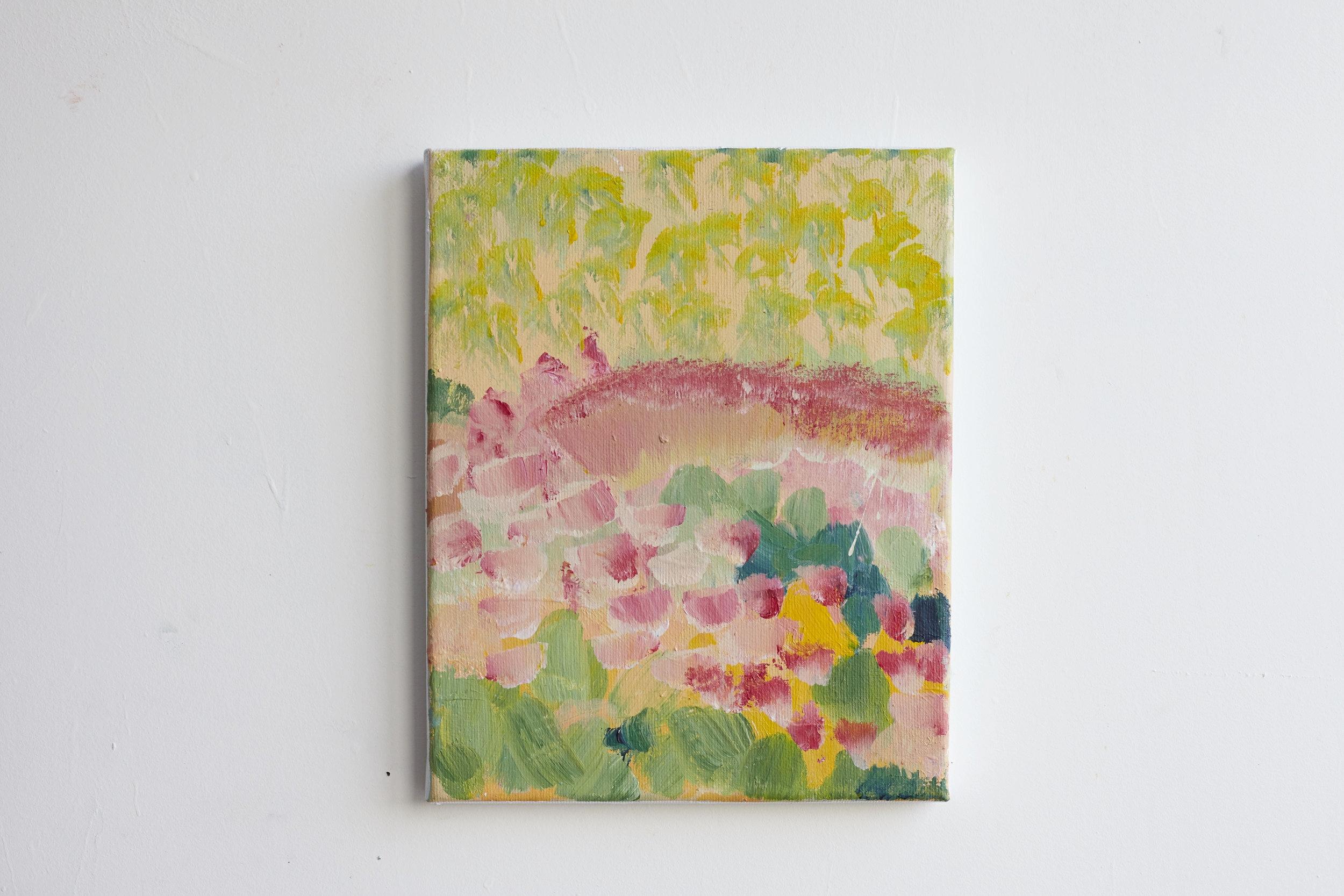 Flower Garden by Laura Gee