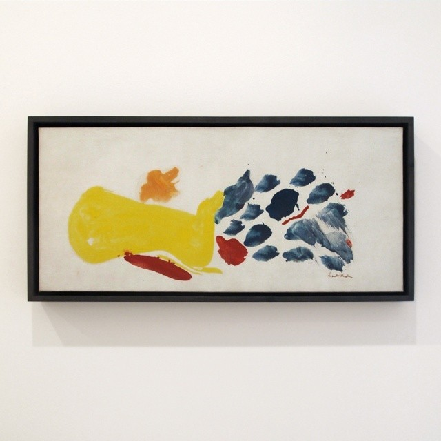 Helen Frankenthaler 'Celebration Bouquet'1962–1962