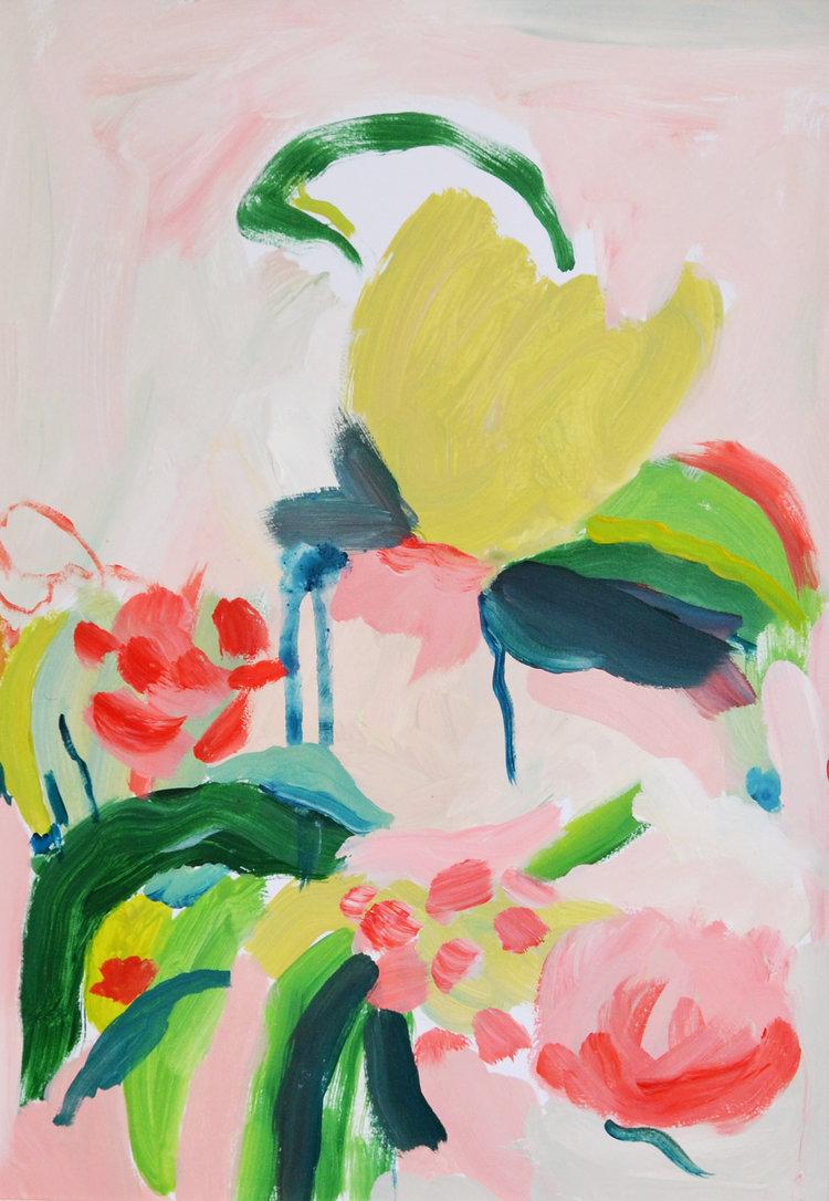 'Summer Bouquet' SOLD