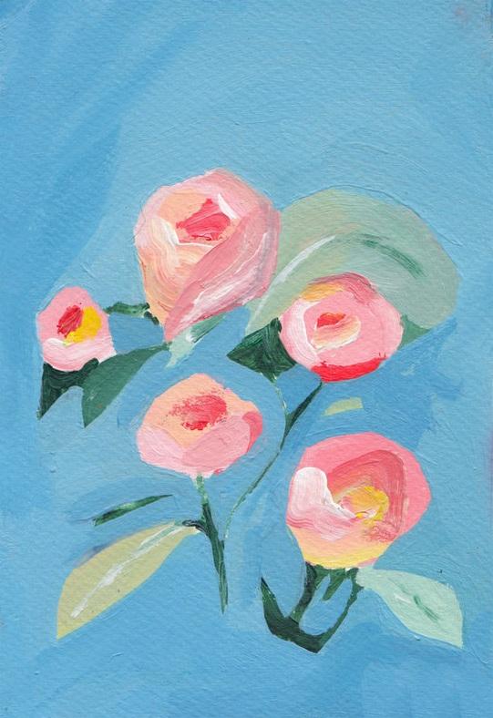 'Joyful Flowers' sold