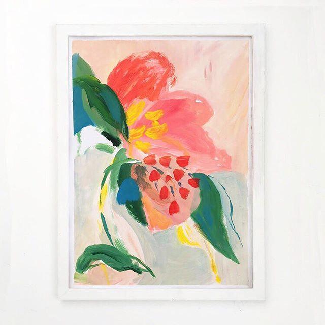 'What is the heart? A flower opening'  Full expression in trying to capture the energy  and power of an open flower. Original acrylic painting on paper, 29.7 x42cm, as part of a mini series of expressive paintings, via my website ~link in bio 🌺 . . . . . . . . #flowerpainting  #pinkpainting #londonartist #abstractflowers #flowers #lauragee #londonstudio #abstractnature #acrylicpainting #creativeprocess #studiowall #canvas #affordableart #artiststudio #lovecreativelife #fineart #contemporaryart #abstractart #modernart #creativeprocess #abstractart #fineart #foliage #flora #pinkpainting #rumi #rumiquotes #fullbloom #bloom
