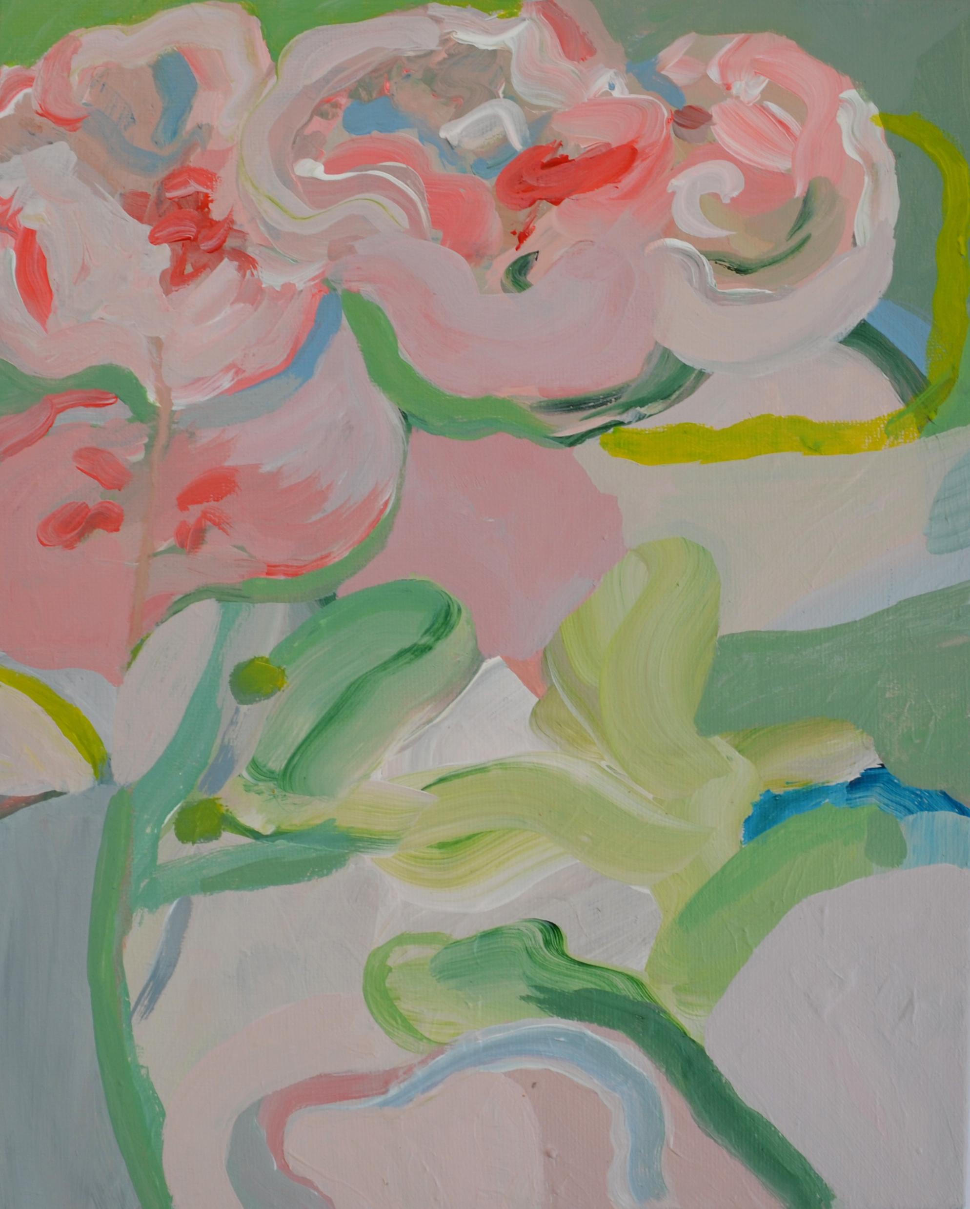 'Wild Flowers & seaweed'