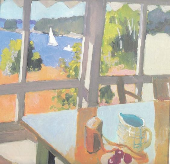 Still Life With Boats, 1968